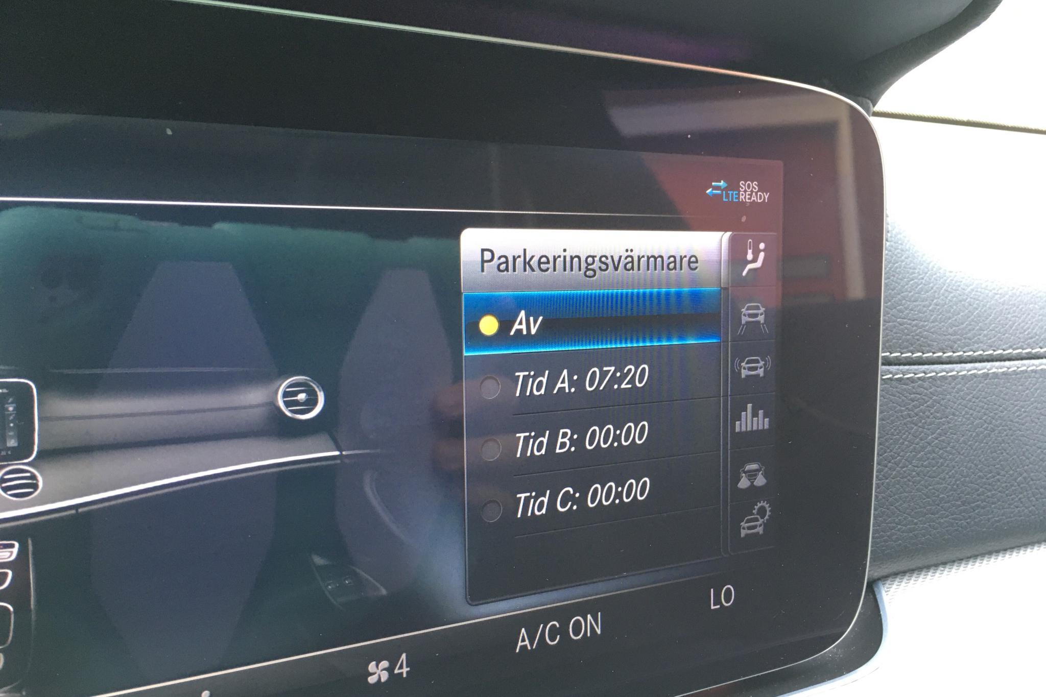 Mercedes E 200 Kombi S213 (184hk) - 4 690 mil - Automat - grå - 2018