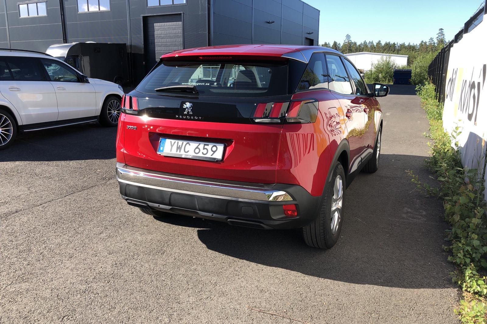 Peugeot 3008 1.2 PureTech (130hk) - 45 960 km - Automatic - 2018