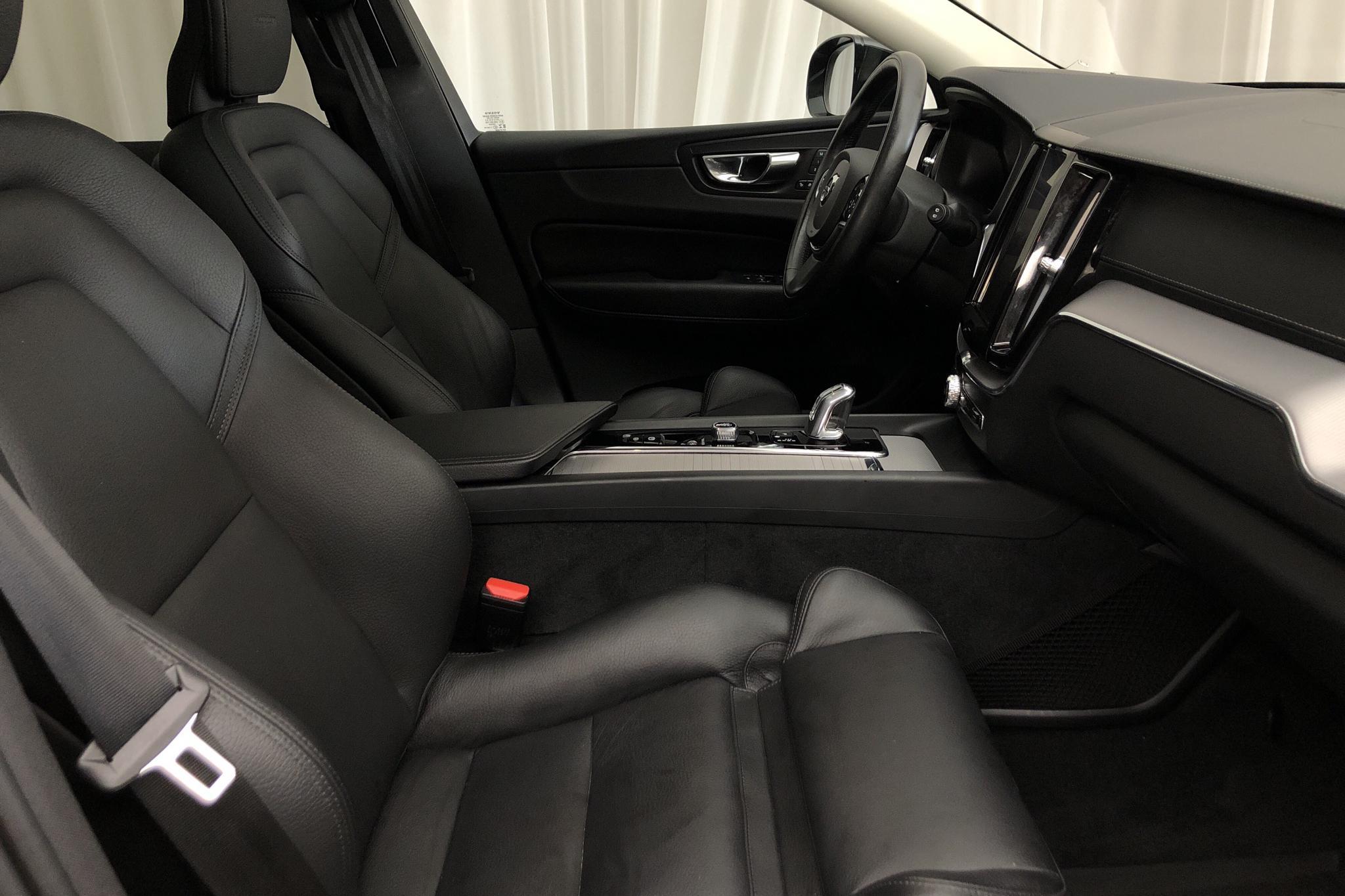 Volvo XC60 T8 AWD Twin Engine (390hk) - 62 380 km - Automatic - black - 2019