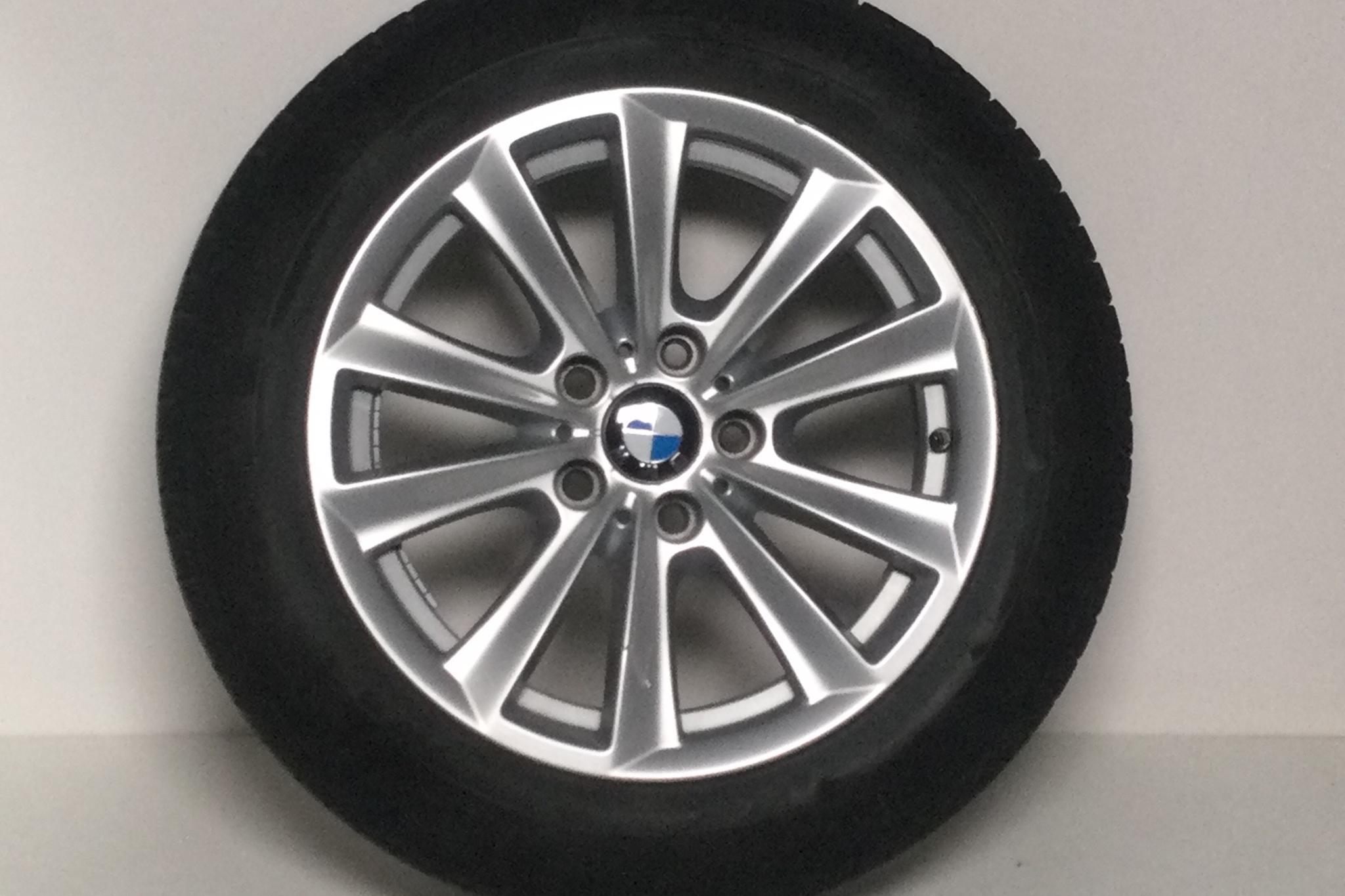 BMW 520d xDrive Sedan, F10 (190hk) - 135 340 km - Automatic - white - 2016