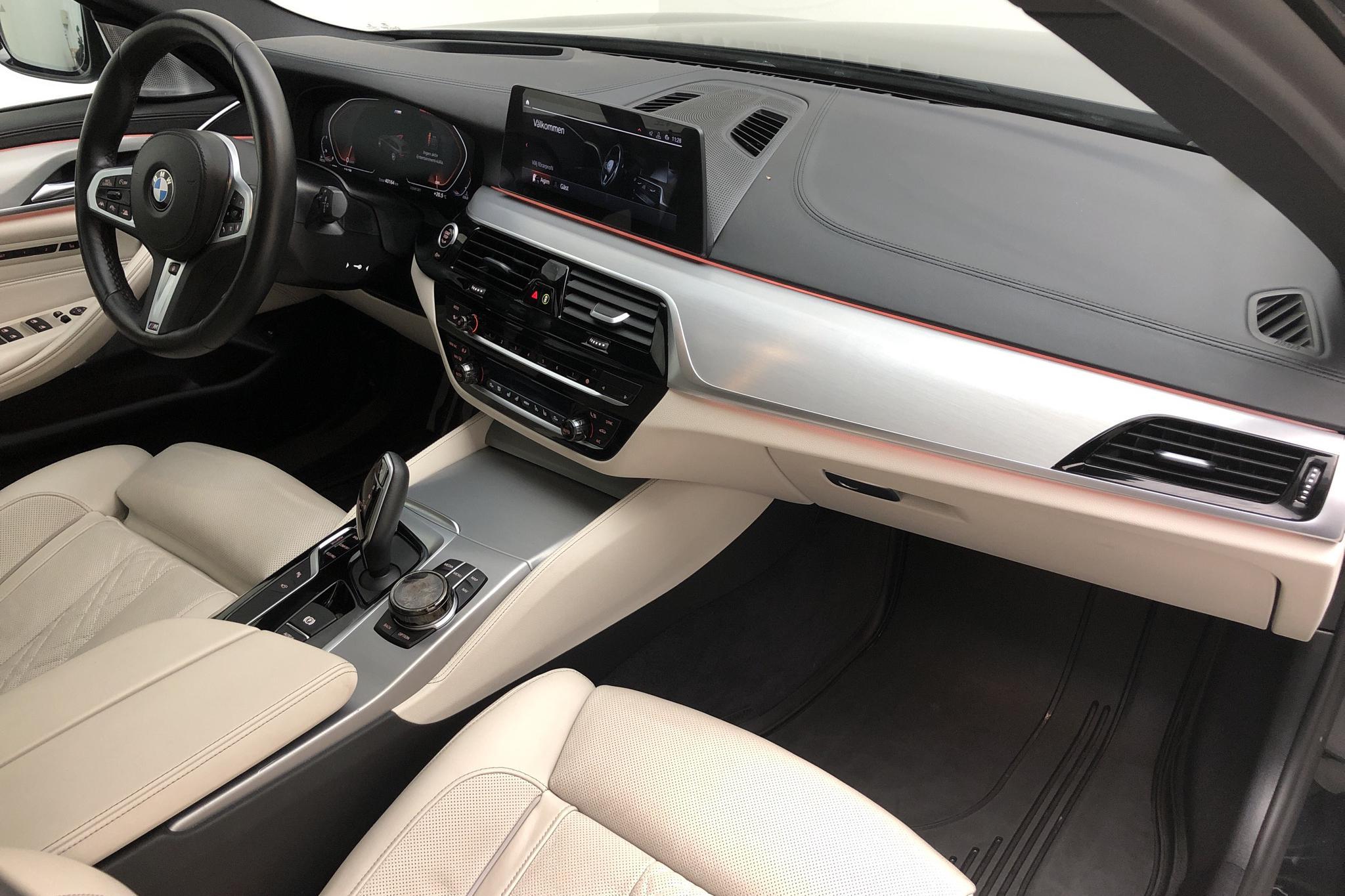 BMW 540d xDrive Touring, G31 (320hk) - 4 020 mil - Automat - svart - 2020