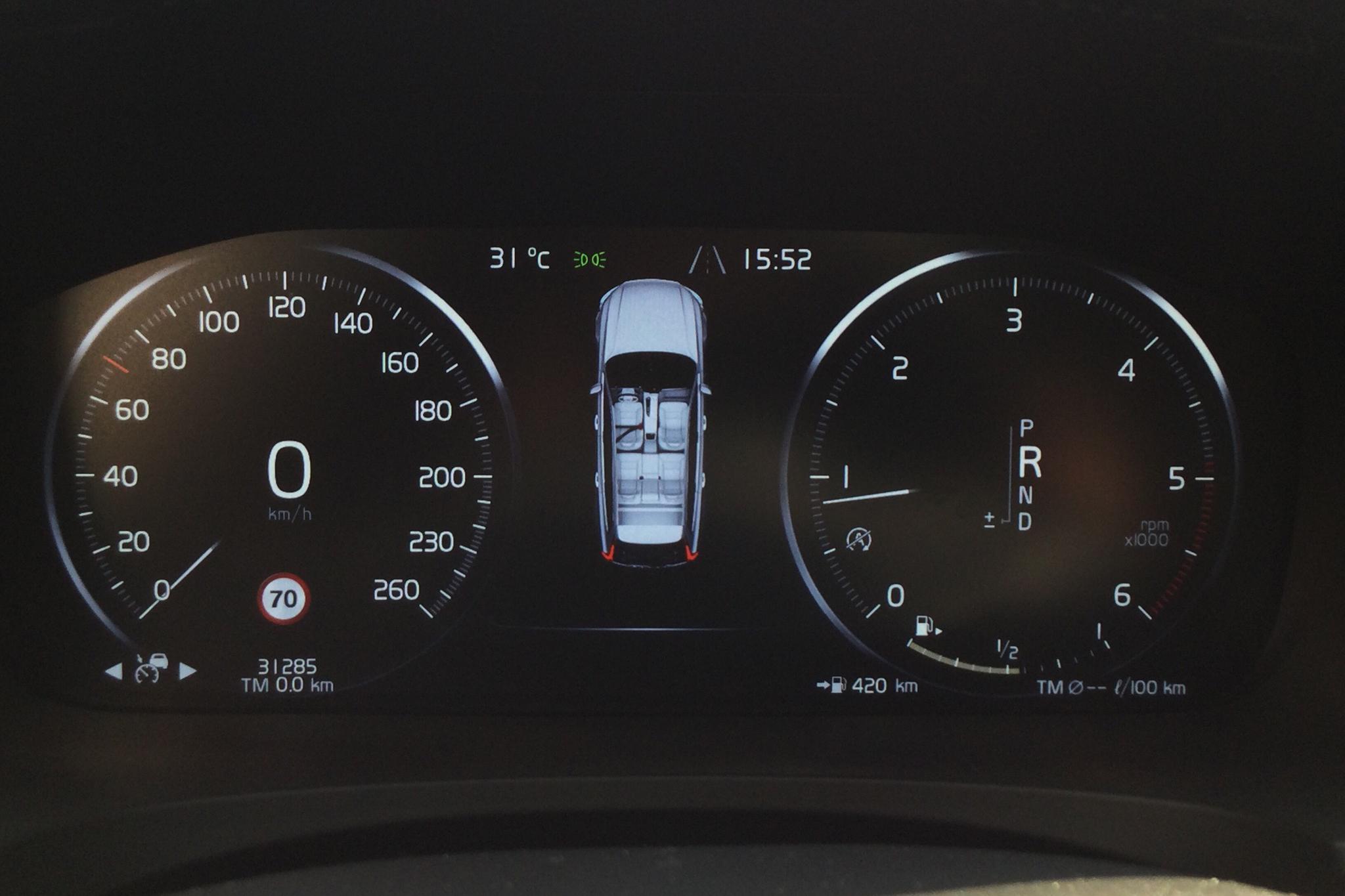 Volvo V90 D4 (190hk) - 3 128 mil - Automat - vit - 2020