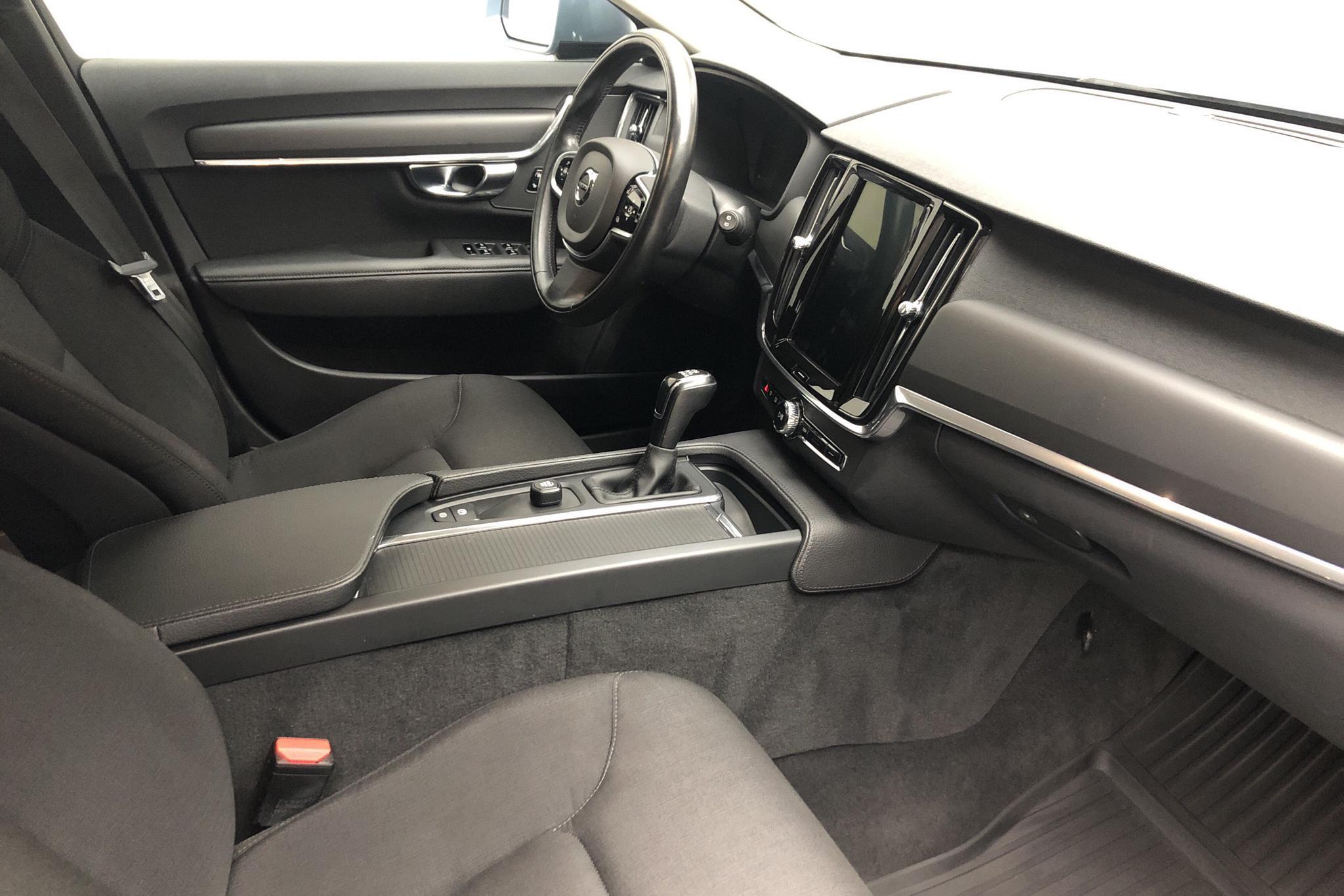 Volvo V90 D3 (150hk) - 6 791 mil - Manuell - Light Blue - 2018