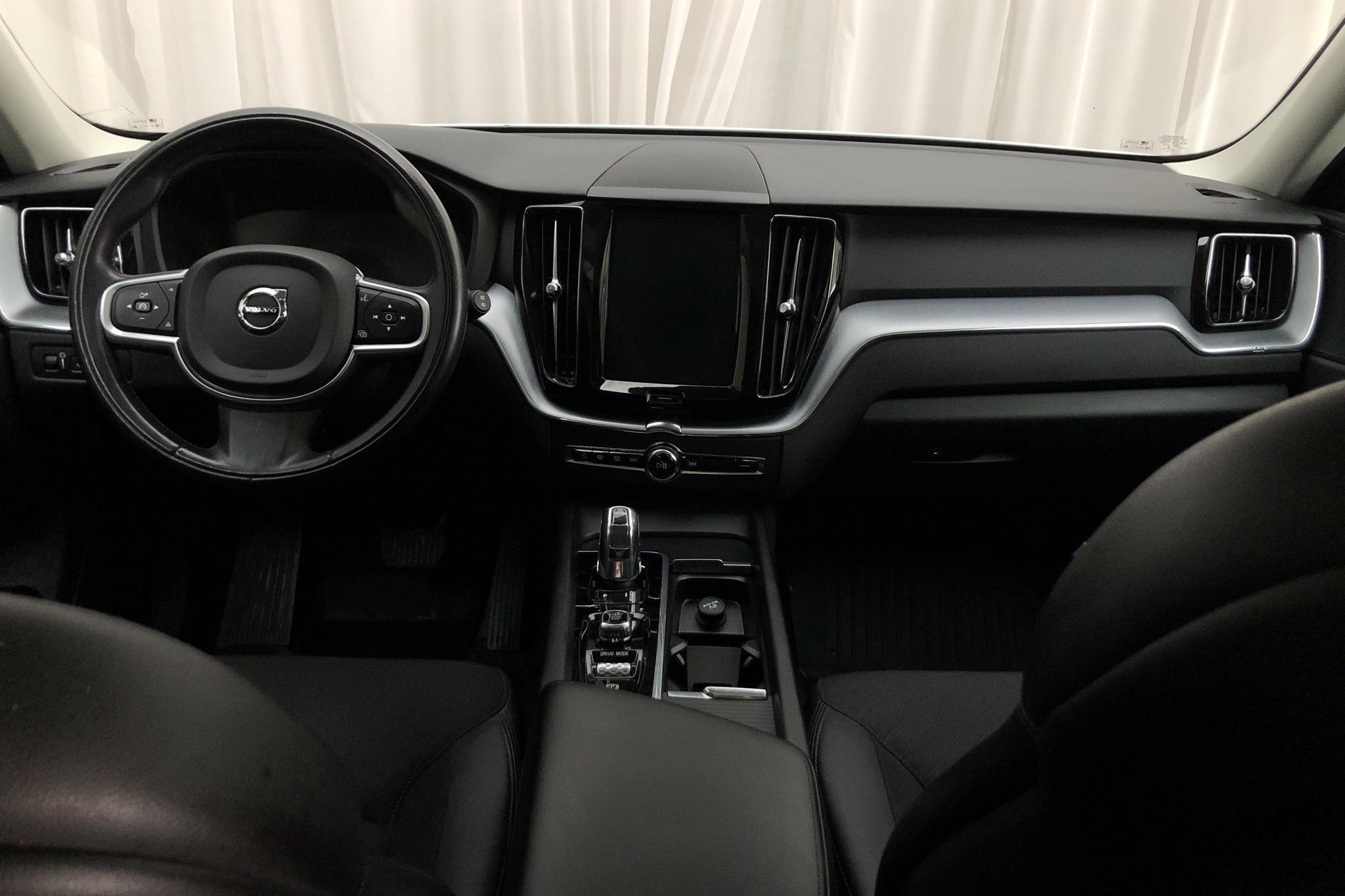 Volvo XC60 T8 AWD Twin Engine (390hk) - 104 500 km - Automatic - white - 2019