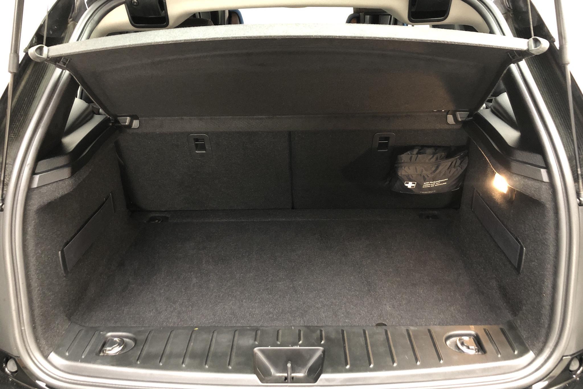 BMW i3 60Ah REX, I01 (170hk) - 111 020 km - Automatic - gray - 2016