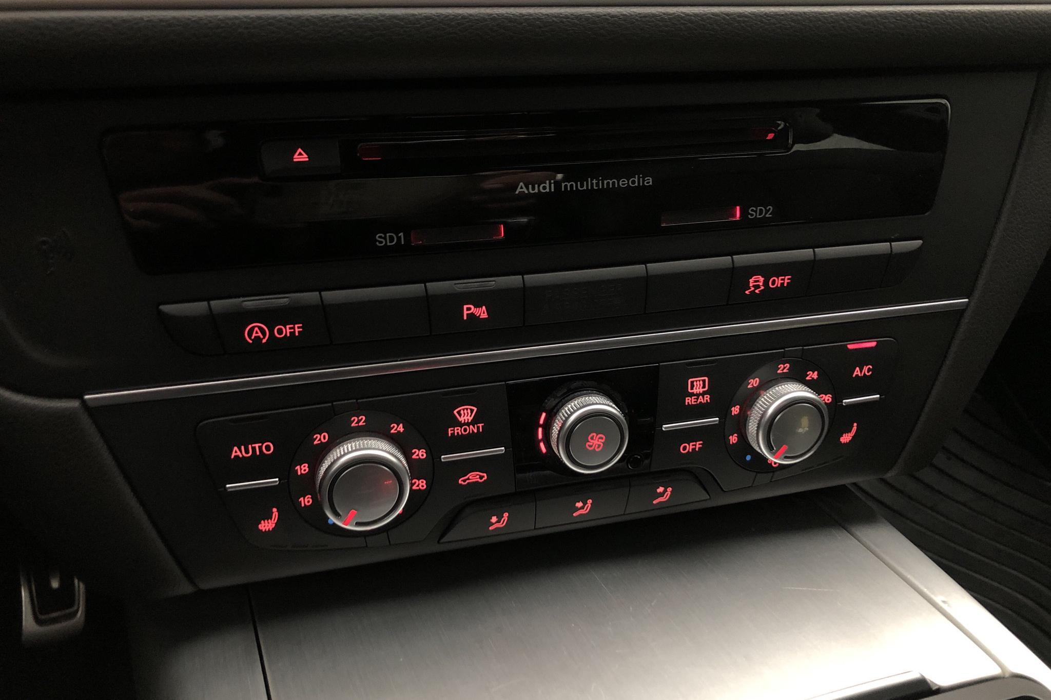 Audi A6 2.0 TDI Avant (190hk) - 127 690 km - Automatic - white - 2018