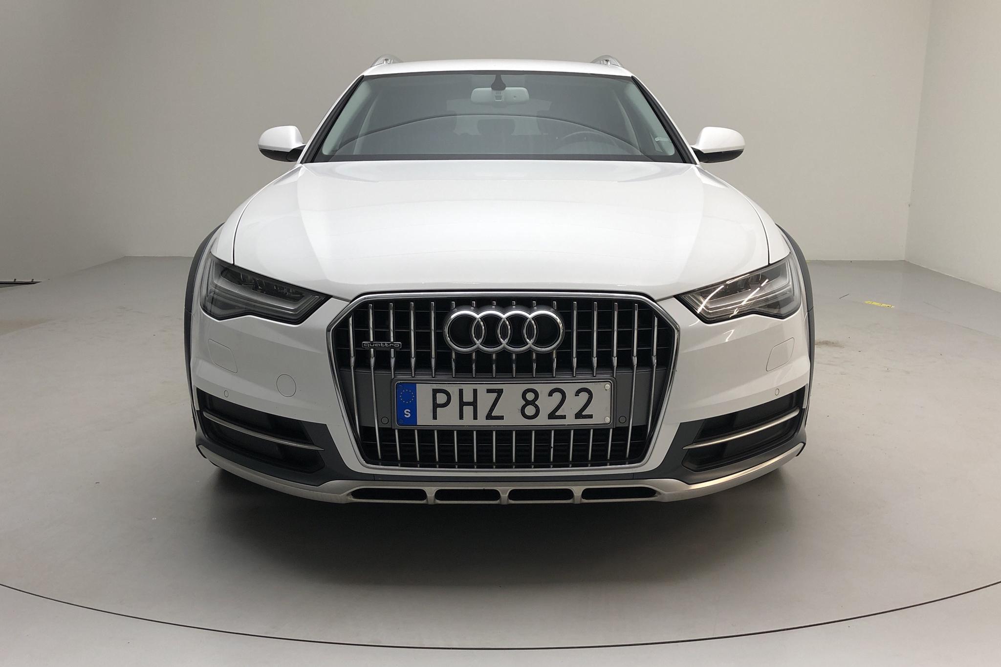 Audi A6 Allroad 3.0 TDI quattro (218hk) - 12 645 mil - Automat - vit - 2017