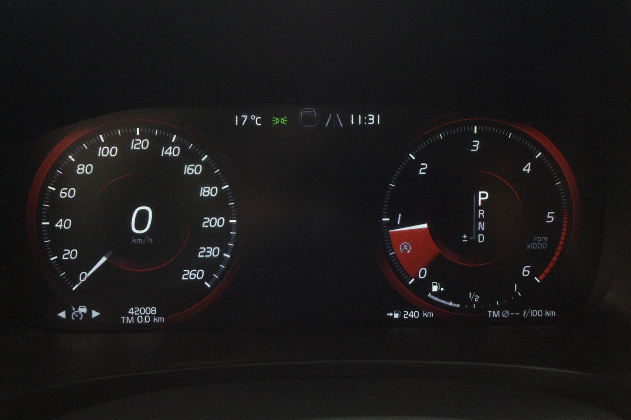 Volvo V90 D4 (190hk) - 4 200 mil - Automat - Light Blue - 2019