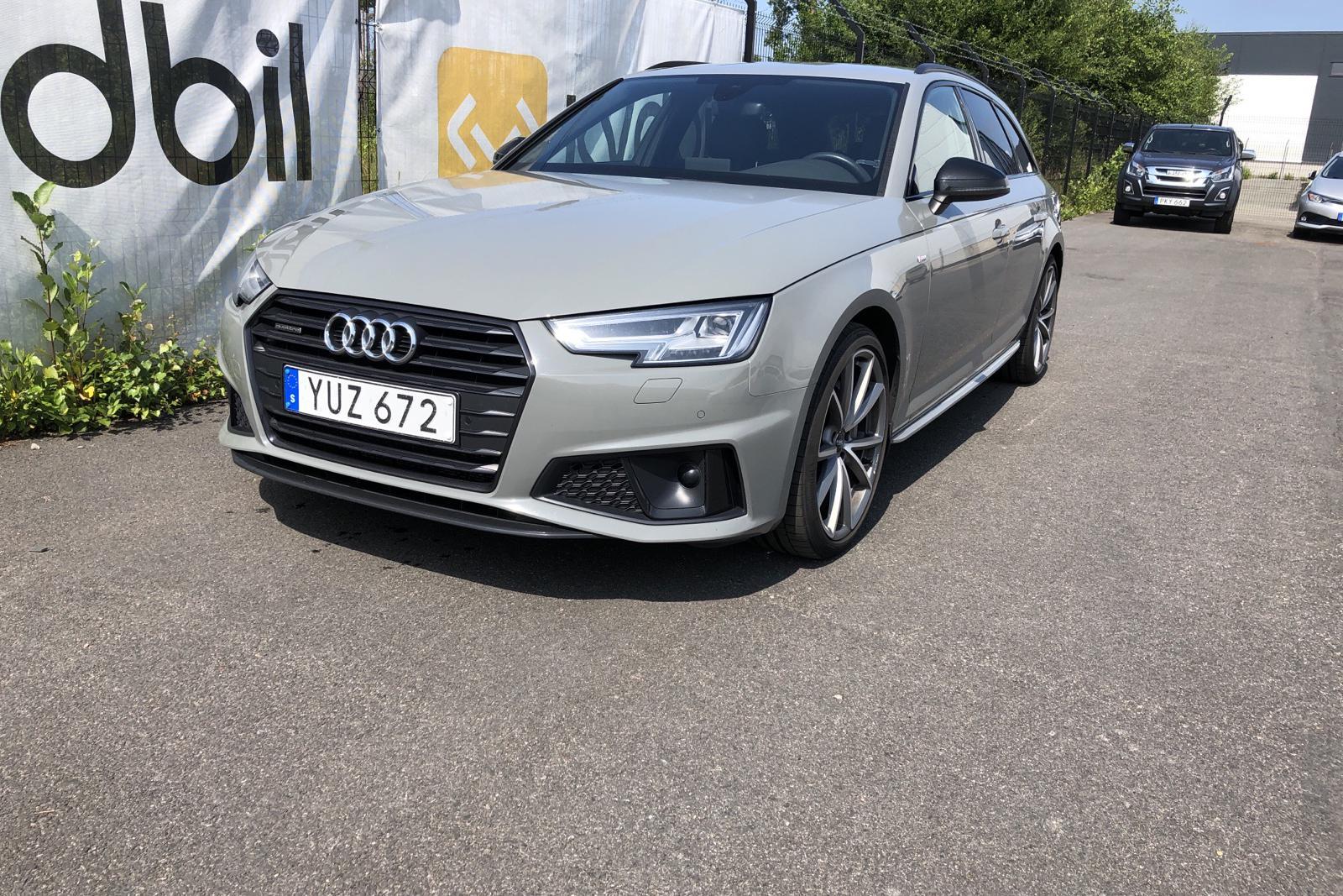 Audi A4 Avant 40 TDI quattro (190hk) - 106 530 km - Automatic - gray - 2019