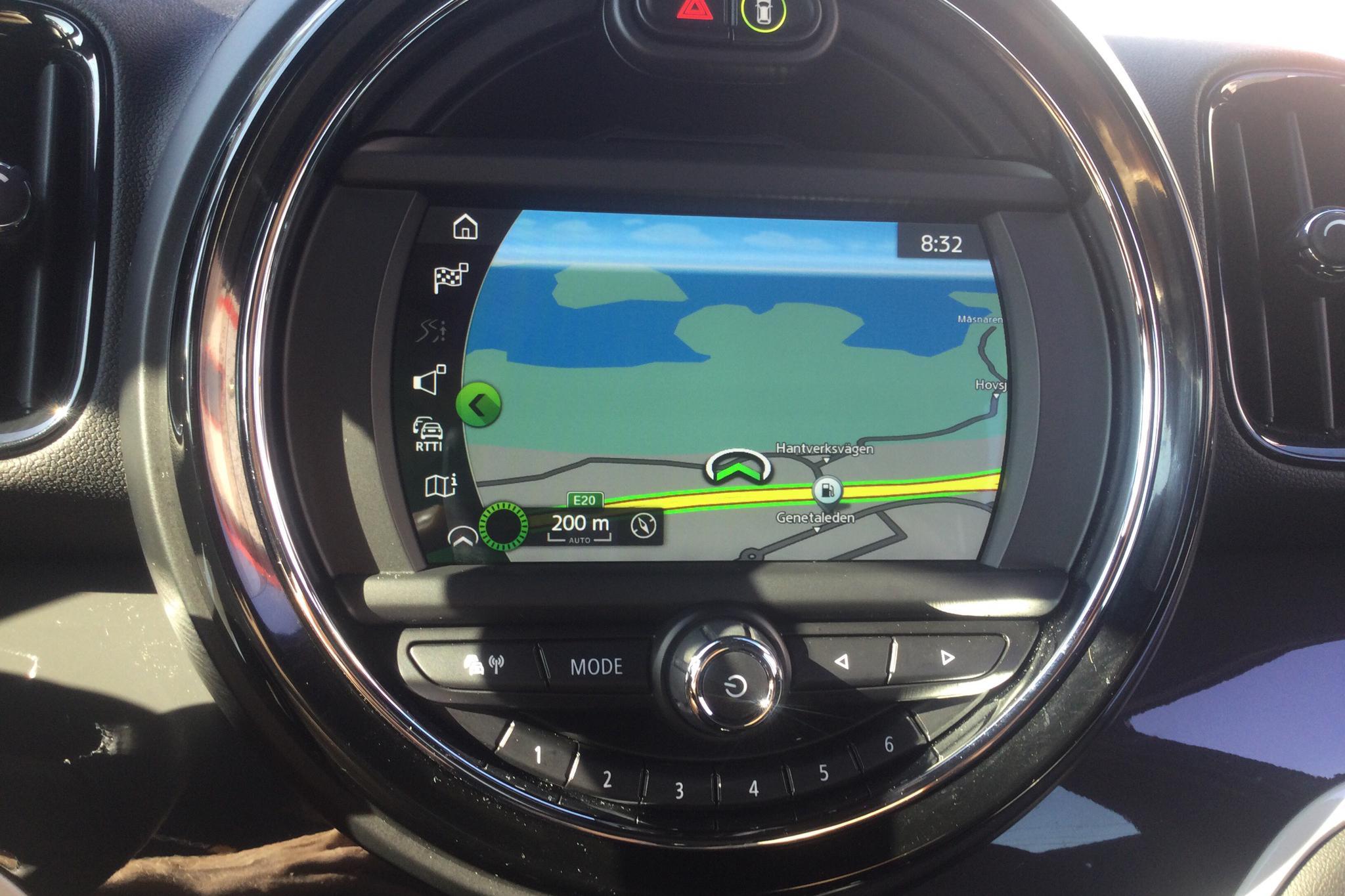 MINI Cooper S E ALL4 Countryman, F60 (224hk) - 9 484 mil - Automat - grå - 2019