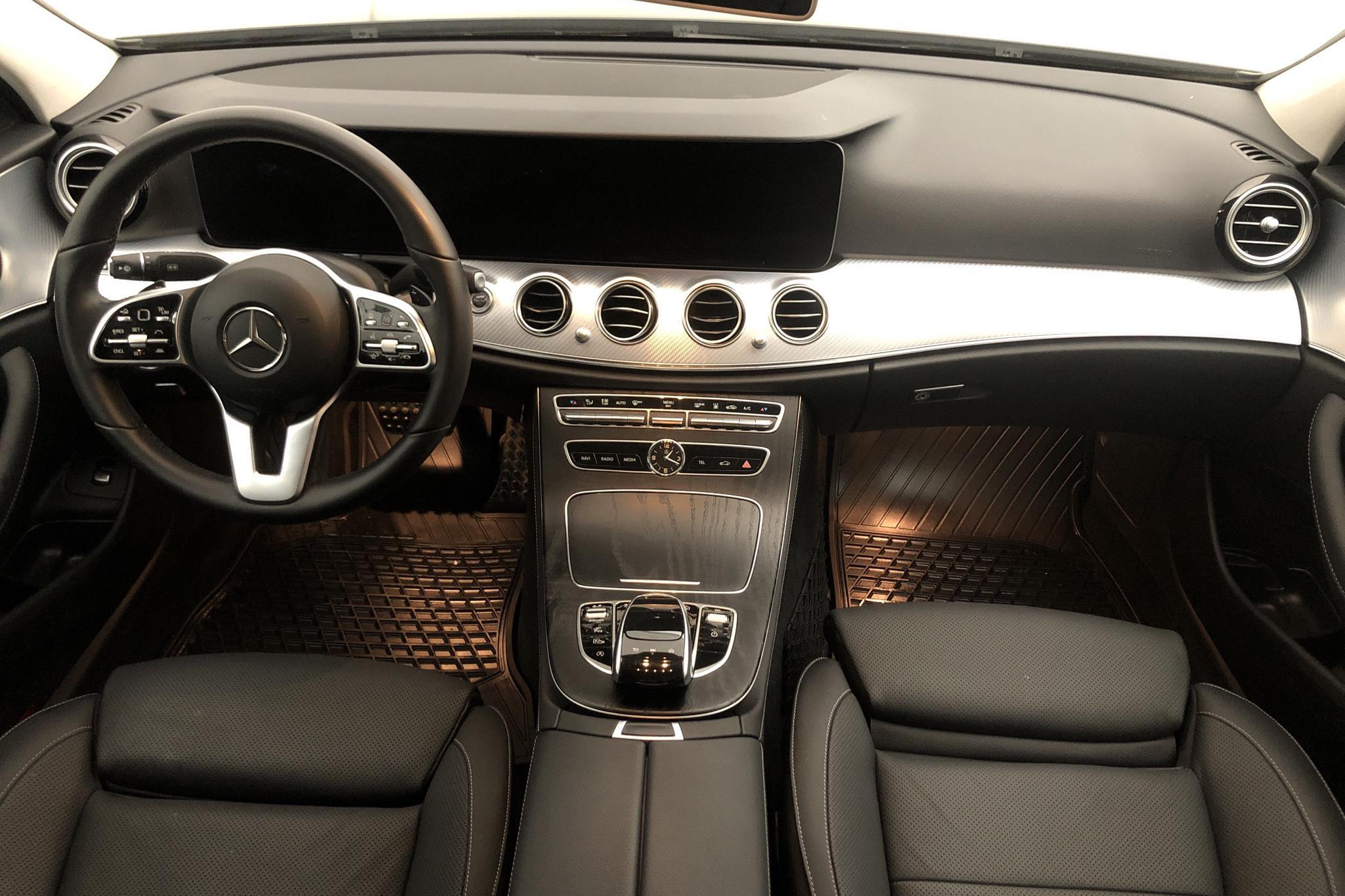 Mercedes E 200 d Sedan W213 (160hk) - 34 990 km - Automatic - black - 2020
