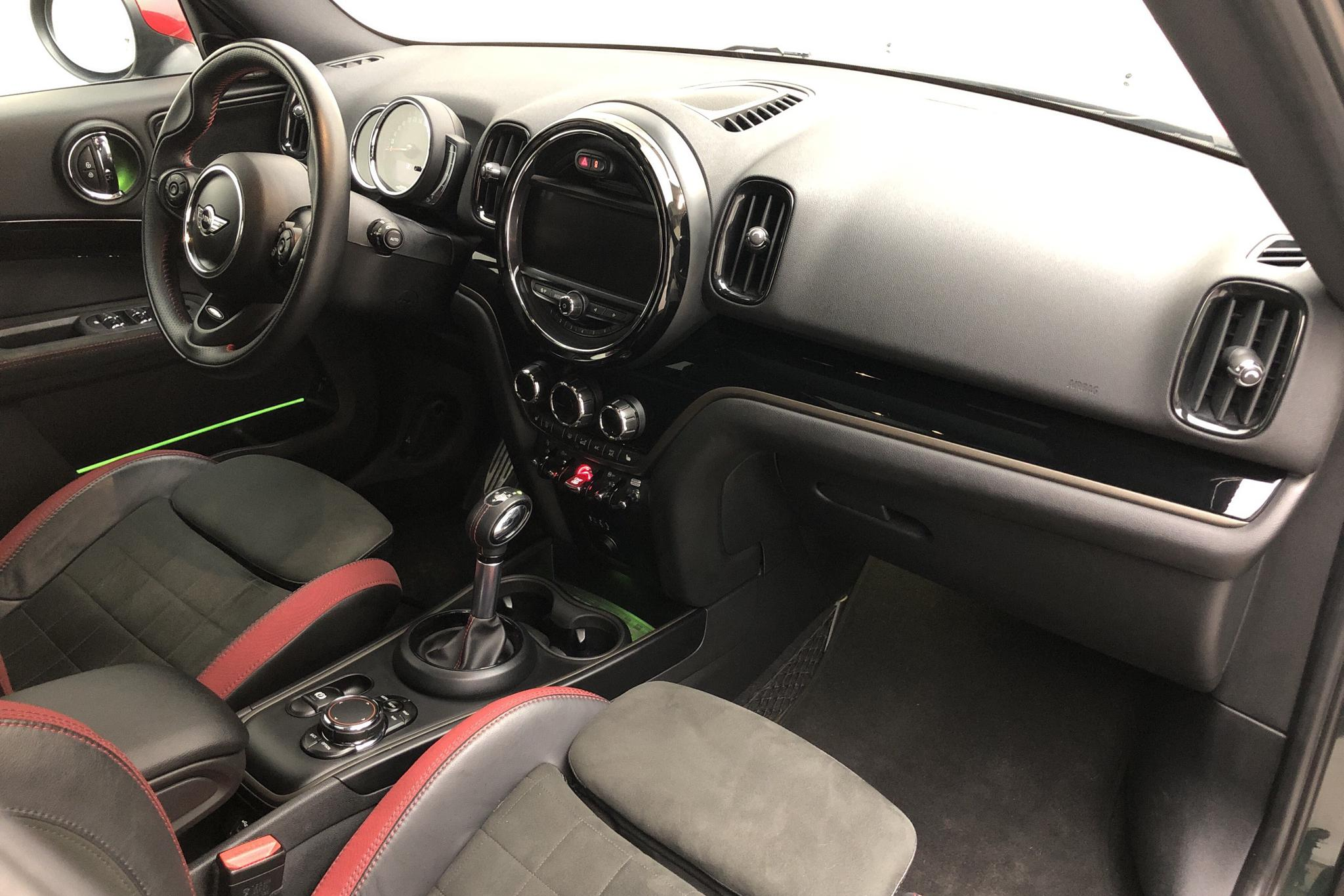 MINI John Cooper Works ALL4 Countryman, F60 (231hk) - 39 710 km - Automatic - green - 2017