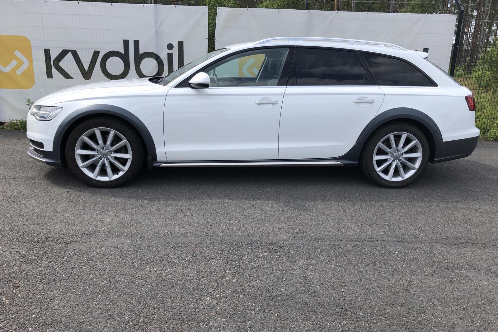 Audi A6 Allroad 3.0 TDI quattro (218hk) - 17 836 mil - Automat - vit - 2017