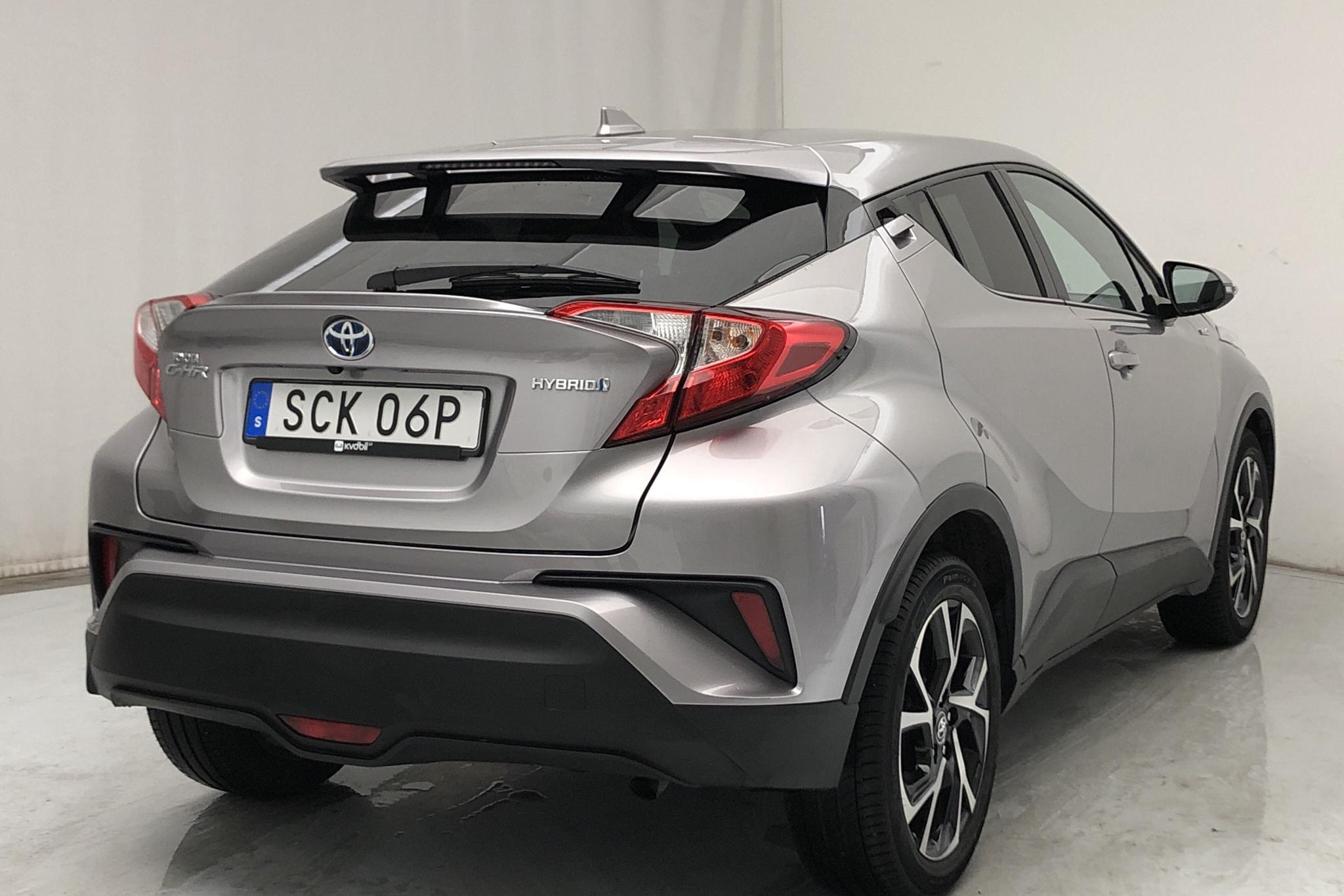 Toyota C-HR 1.8 HSD (122hk) - 27 960 km - Automatic - Dark Grey - 2019