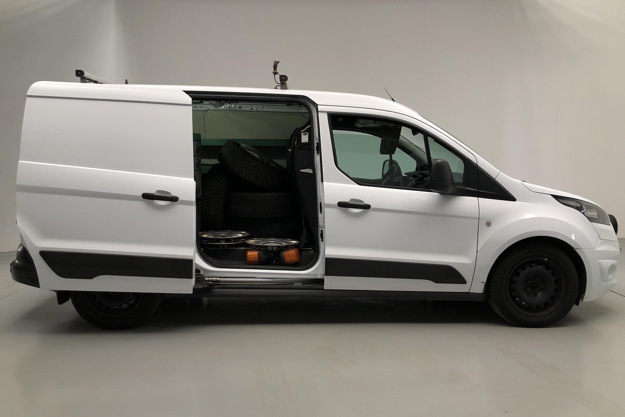 Ford Transit Connect 1.6 TDCi (95hk) - 29 678 mil - Manuell - vit - 2015