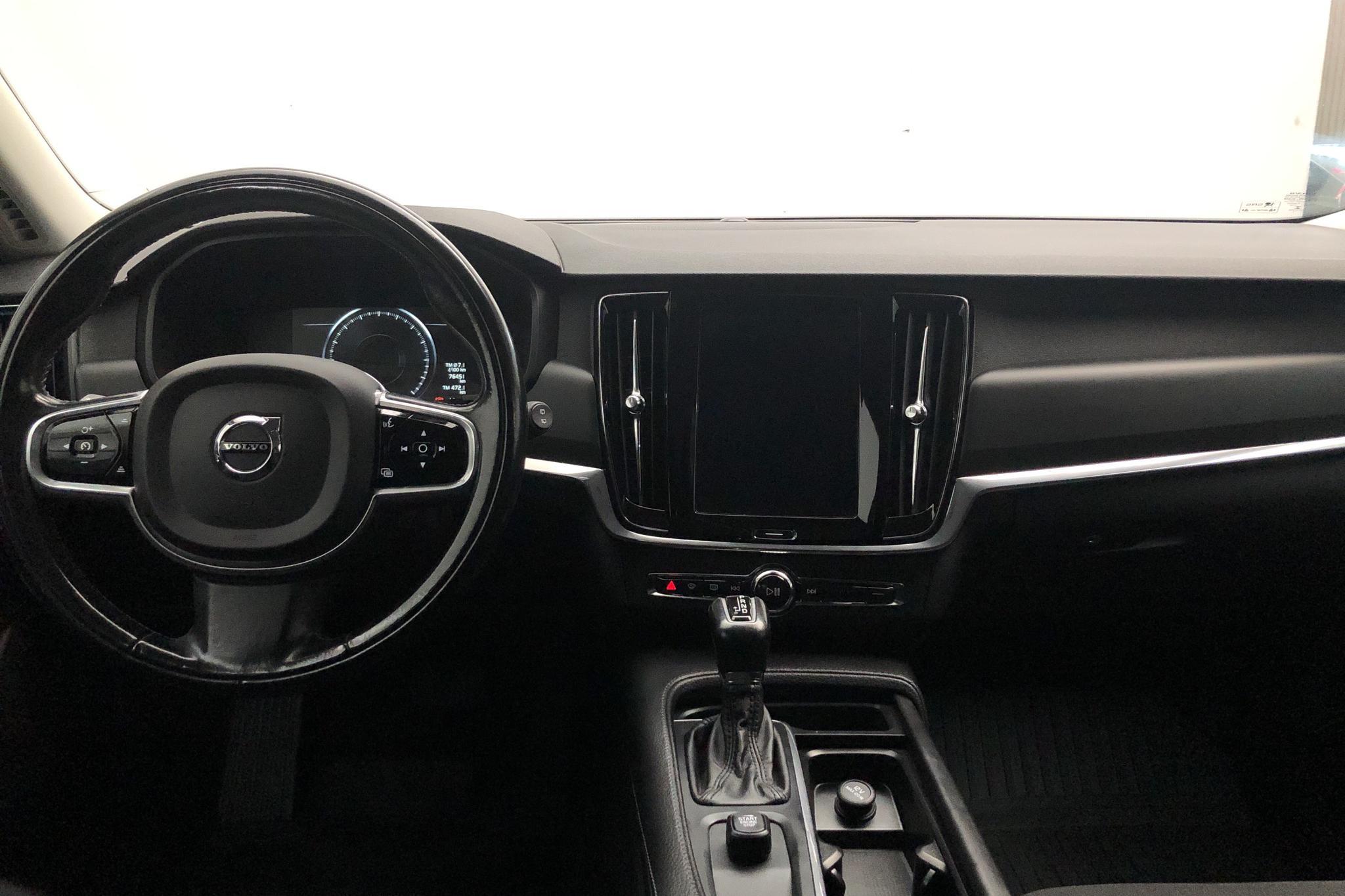 Volvo V90 D4 (190hk) - 76 440 km - Automatic - gray - 2018