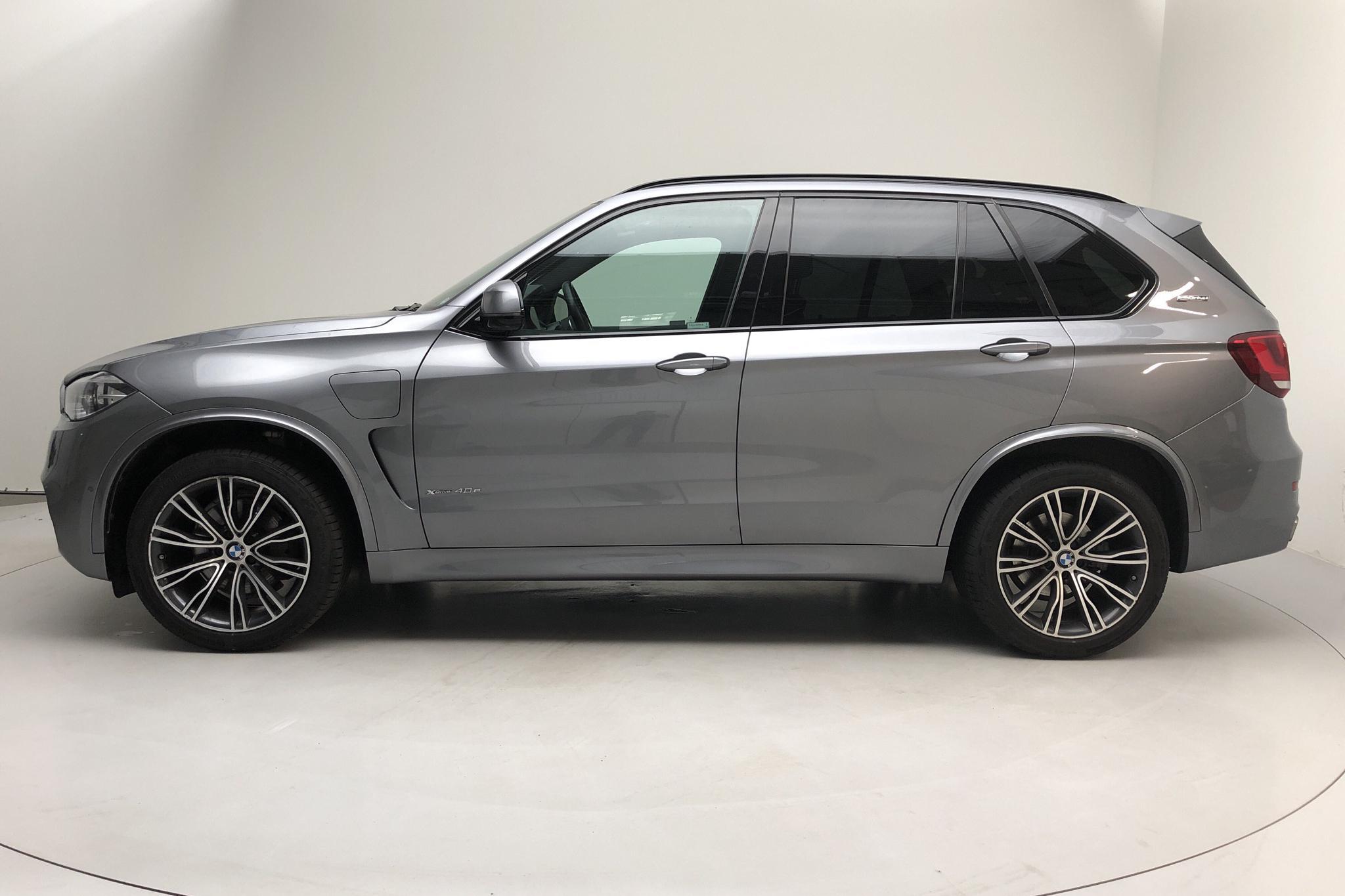 BMW X5 xDrive40e, F15 (245hk) - 57 360 km - Automatic - gray - 2018