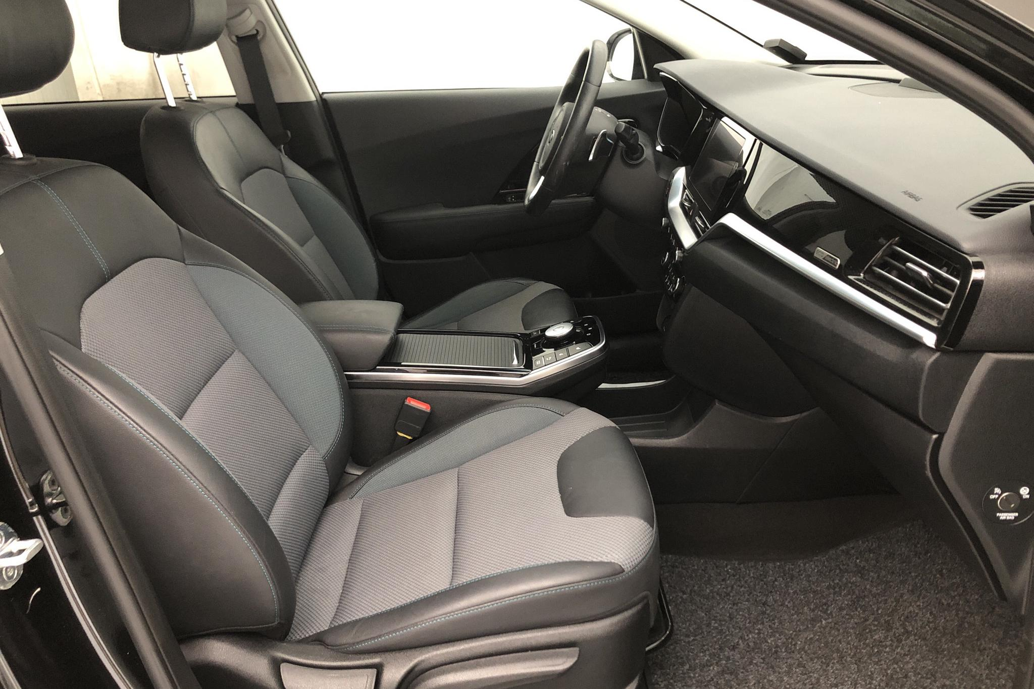 KIA Niro EV 64 kWh (204hk) - 34 430 km - Automatic - black - 2020
