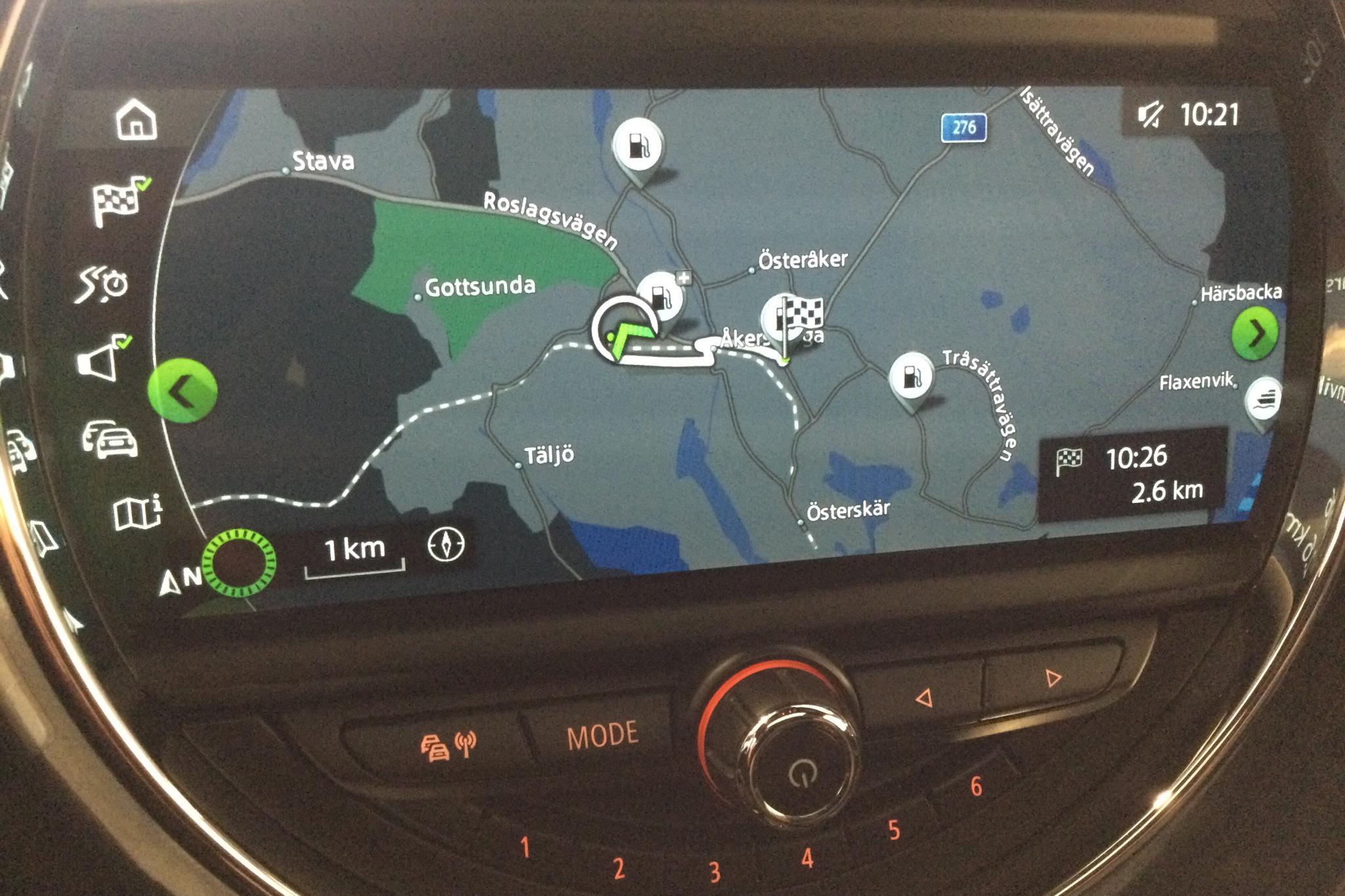MINI Cooper S E ALL4 Countryman, F60 (224hk) - 98 140 km - Automatic - red - 2018