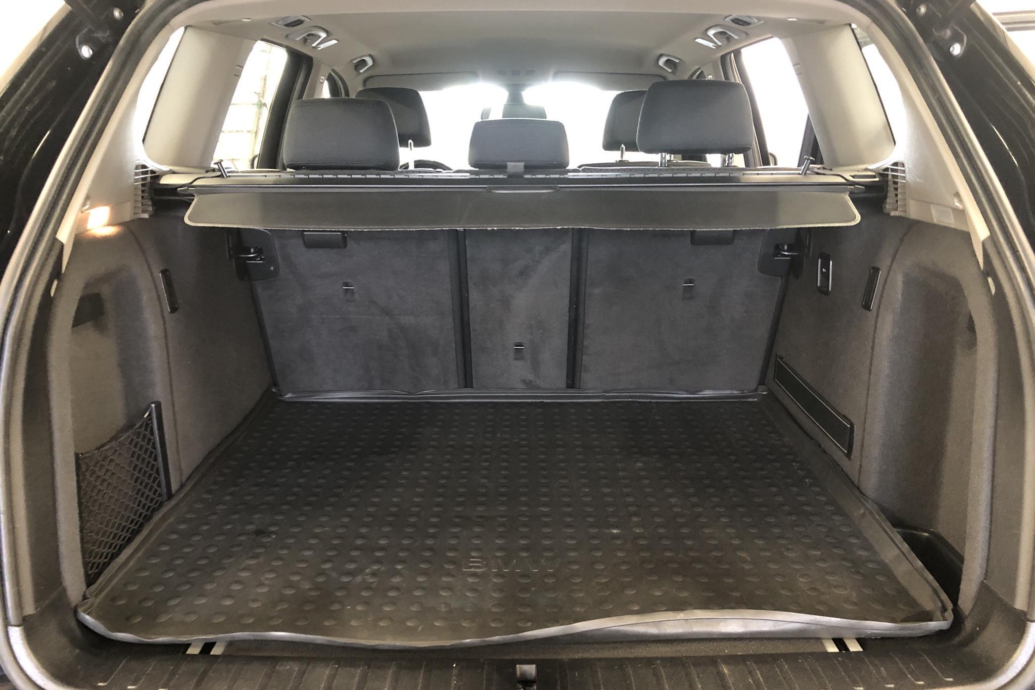 BMW X3 xDrive20d, F25 (184hk) - 262 790 km - Automatic - black - 2011