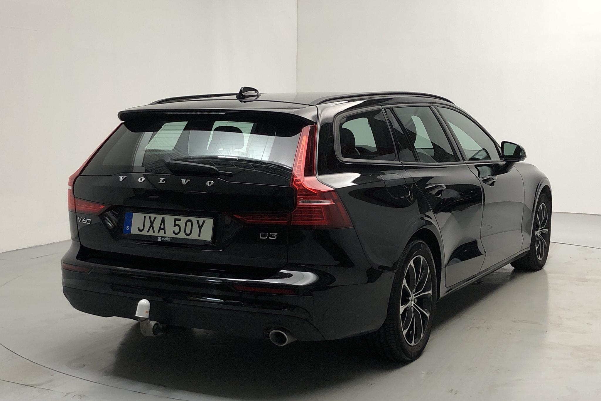 Volvo V60 D3 (150hk) - 50 430 km - Automatic - black - 2020