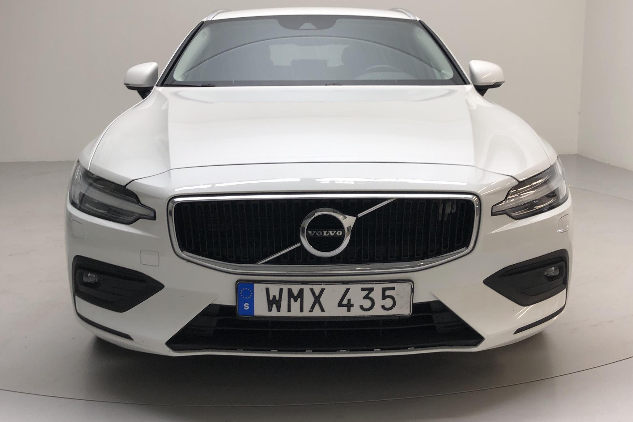 Volvo V60 D4 AWD (190hk) - 11 493 mil - Automat - vit - 2019