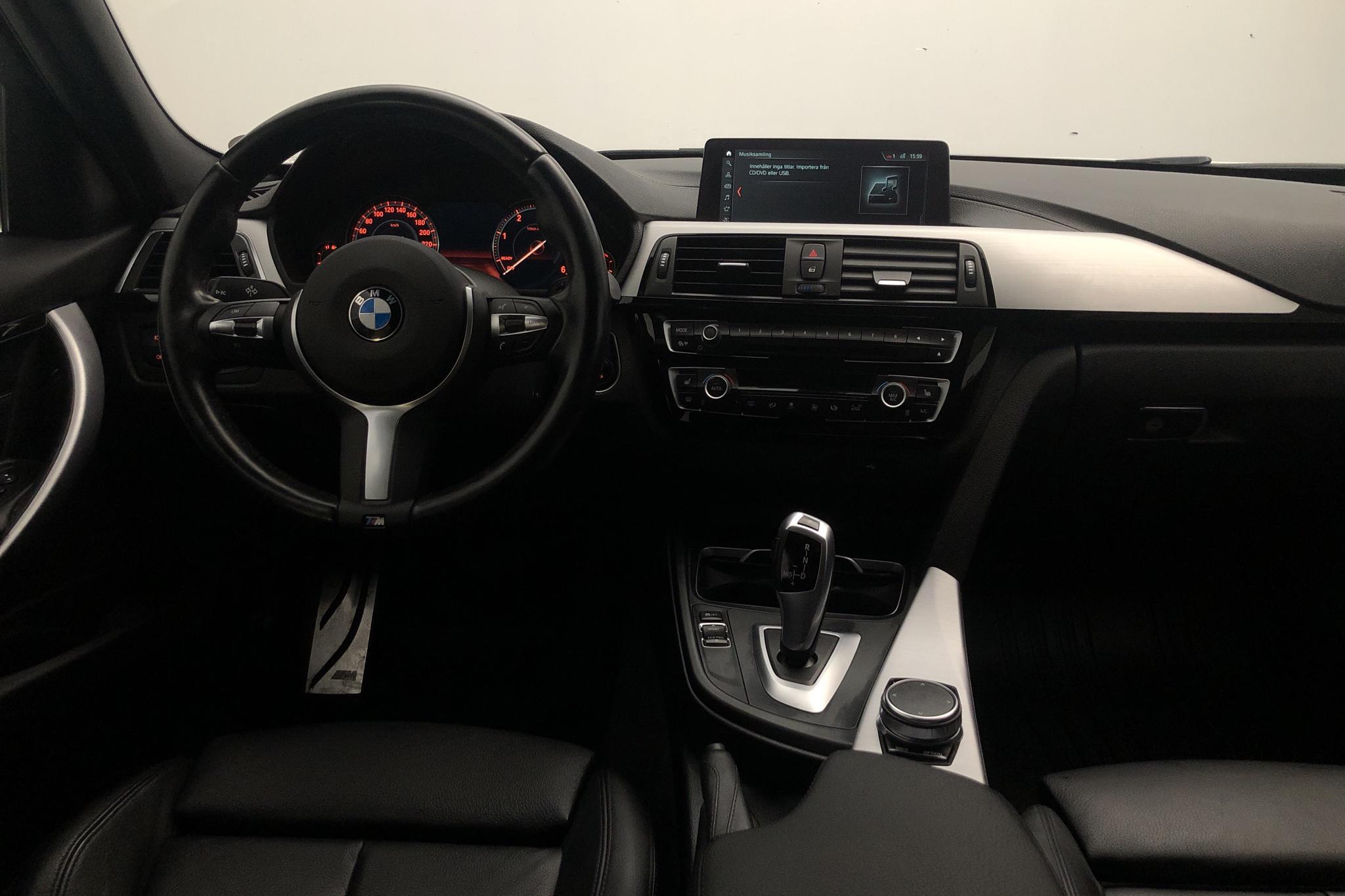 BMW 320d xDrive Touring, F31 (190hk) - 71 840 km - Automatic - white - 2018