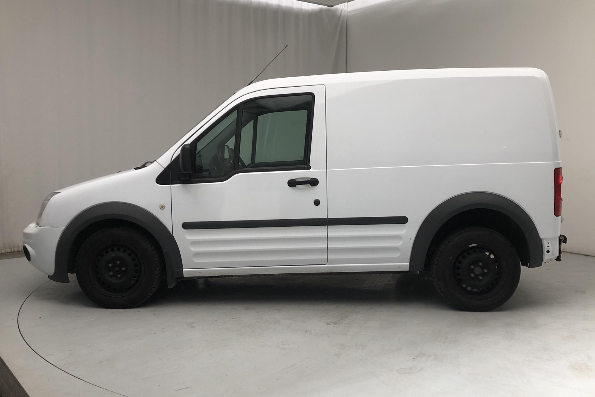 Ford Transit Connect 1.8 TDCi (90hk) - 6 229 mil - Manuell - vit - 2010