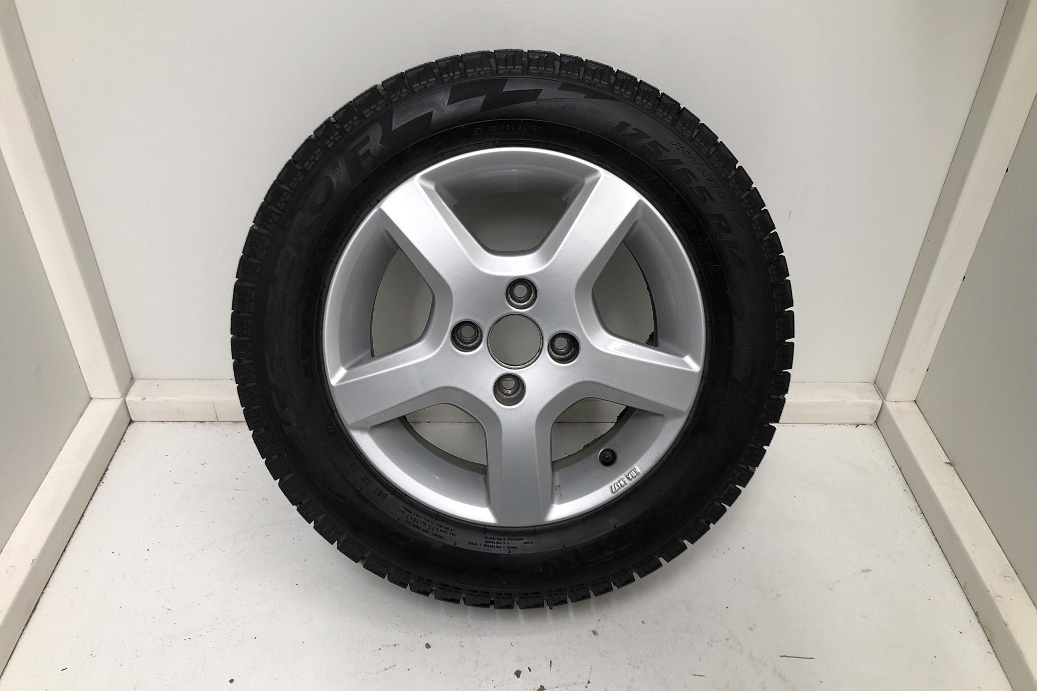VW up! 1.0 5dr (75hk) - 3 574 mil - Manuell - vit - 2016
