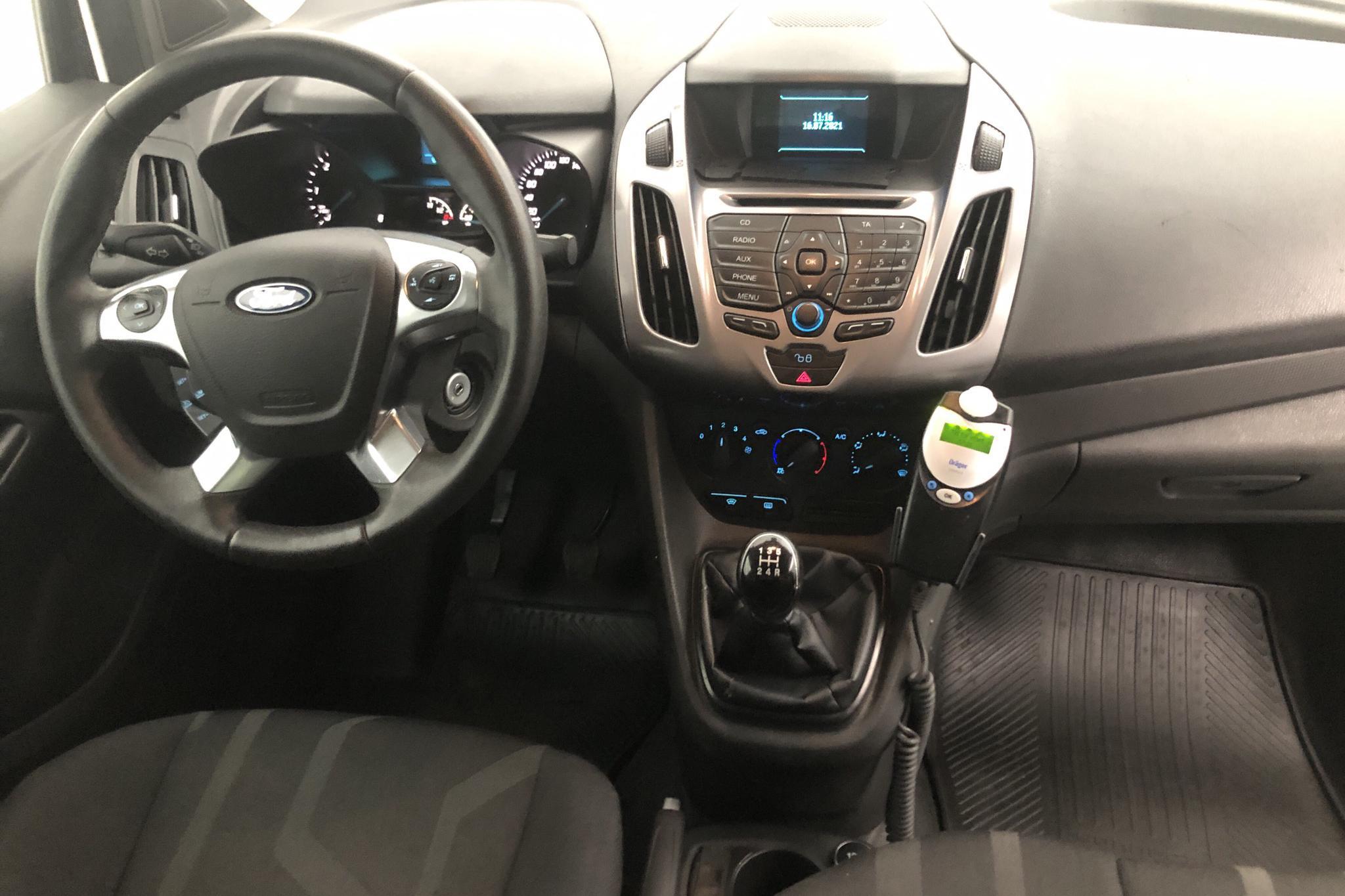 Ford Transit Connect 1.6 TDCi (95hk) - 35 600 km - Manual - white - 2014