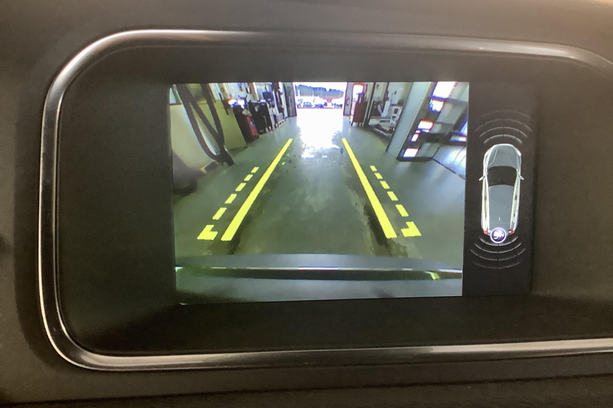 Volvo V40 T3 (152hk) - 35 770 km - Automatic - gray - 2017