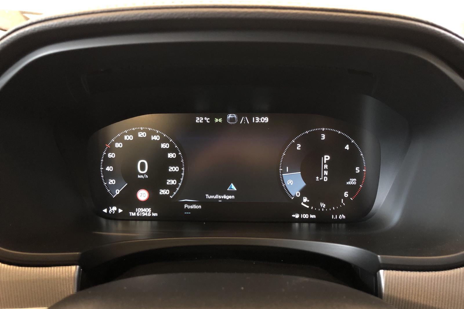 Volvo V90 D3 AWD (150hk) - 109 400 km - Automatic - white - 2019