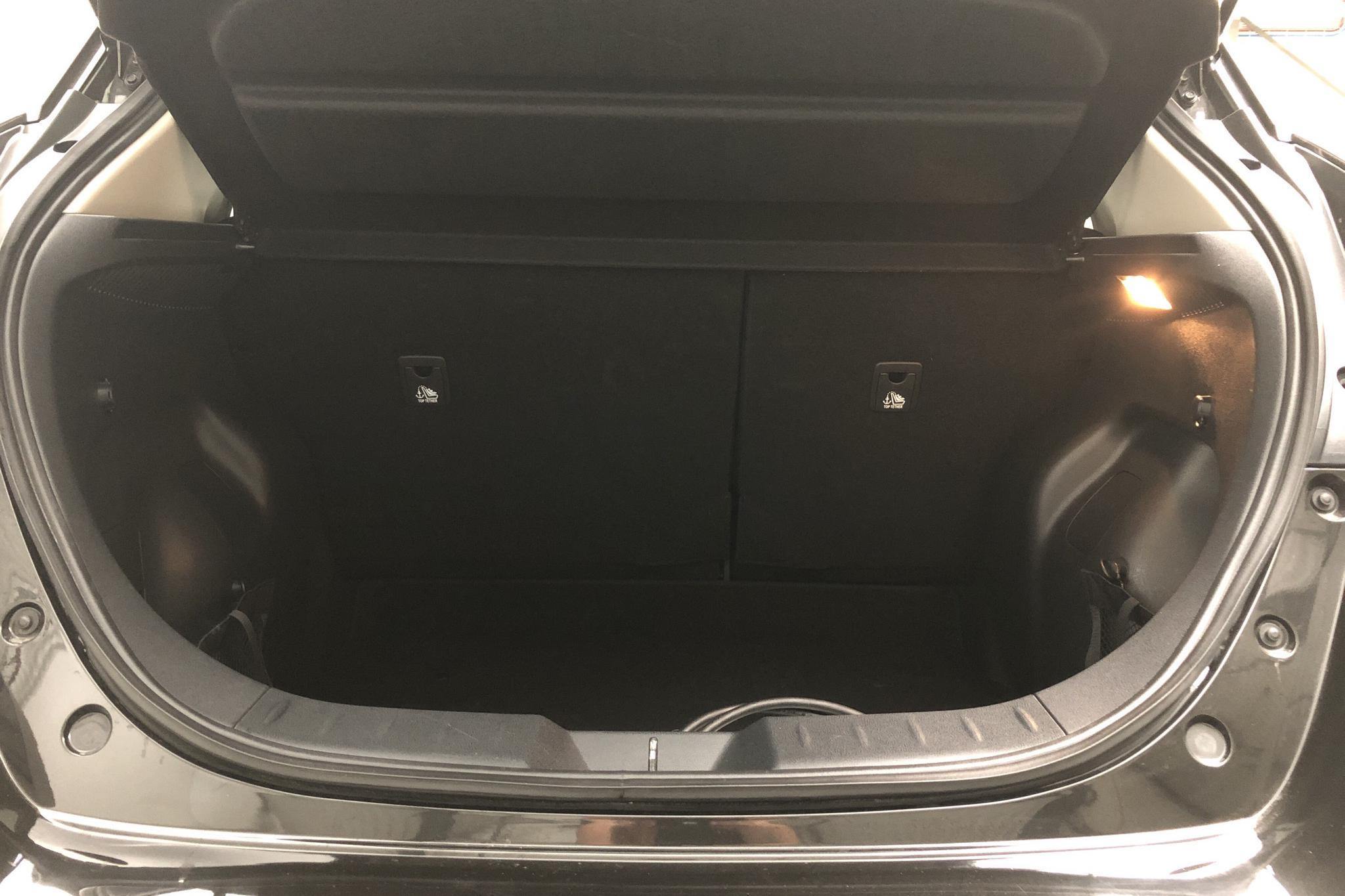 Nissan LEAF 5dr 40 kWh (150hk) - 3 340 mil - Automat - svart - 2018