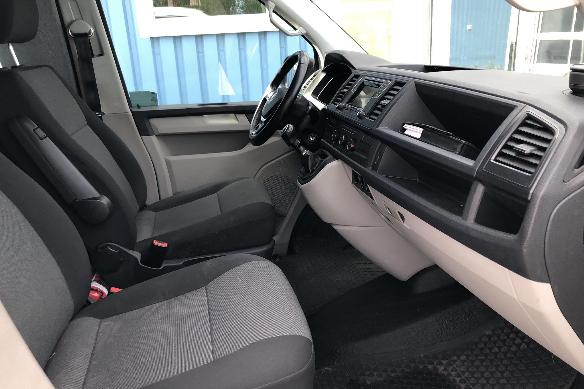 VW Transporter T6 2.0 TDI BMT Skåp 4MOTION (150hk) - 101 370 km - Manual - white - 2017