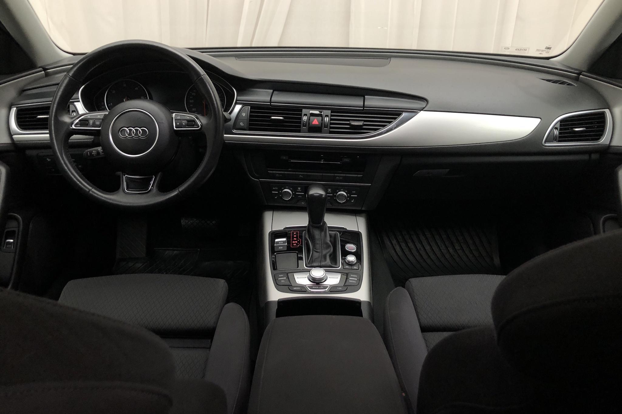 Audi A6 2.0 TDI Avant (190hk) - 195 530 km - Automatic - black - 2018