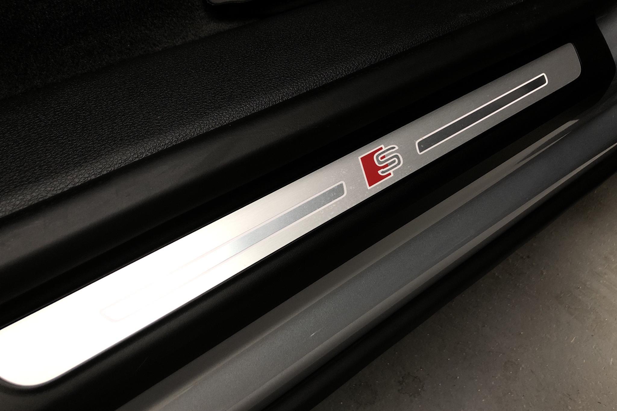 Audi Q8 50 TDI quattro (286hk) - 21 410 km - Automatic - silver - 2019