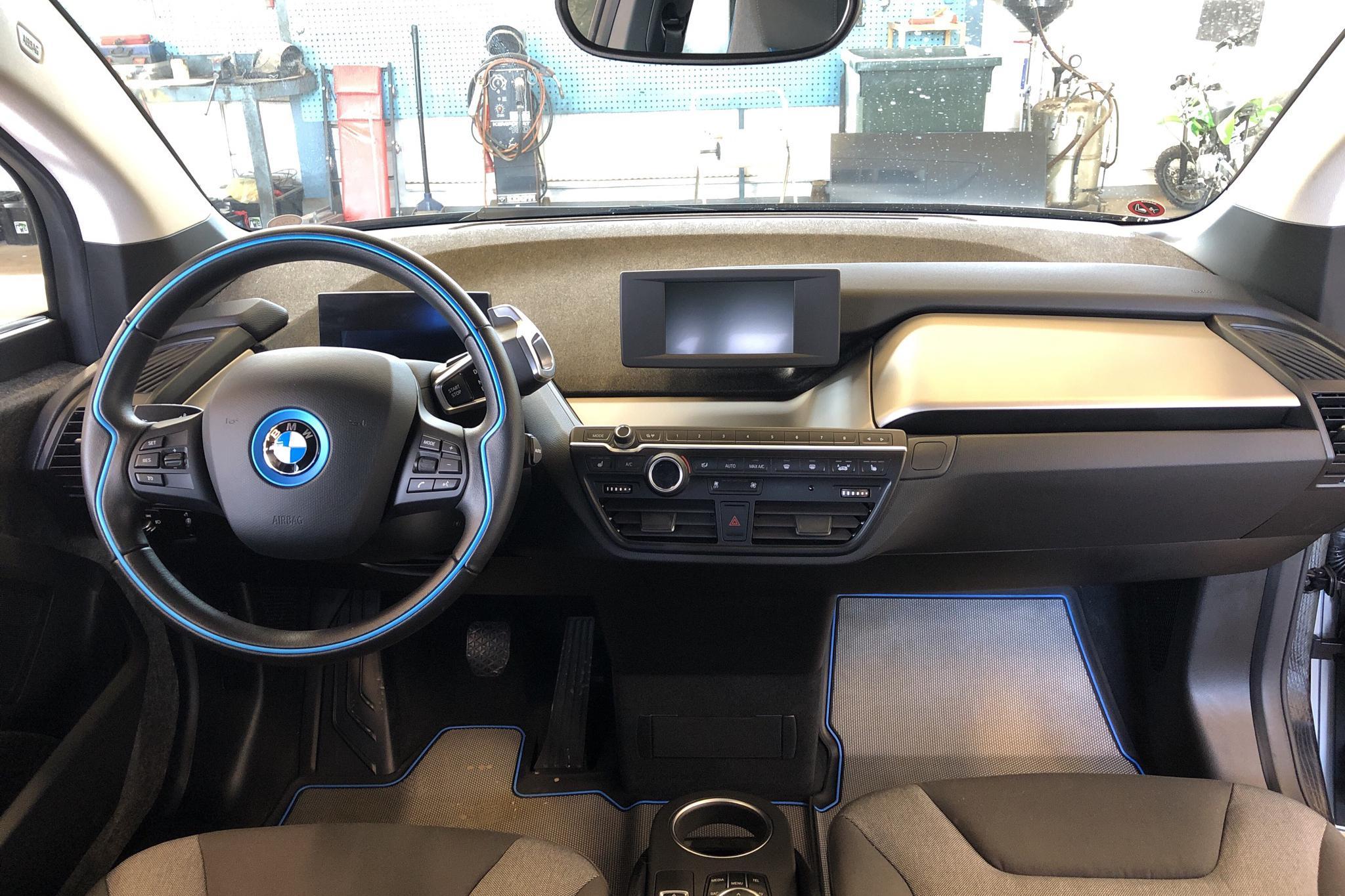 BMW i3 94Ah, I01 (170hk) - 18 230 km - Automatic - white - 2018