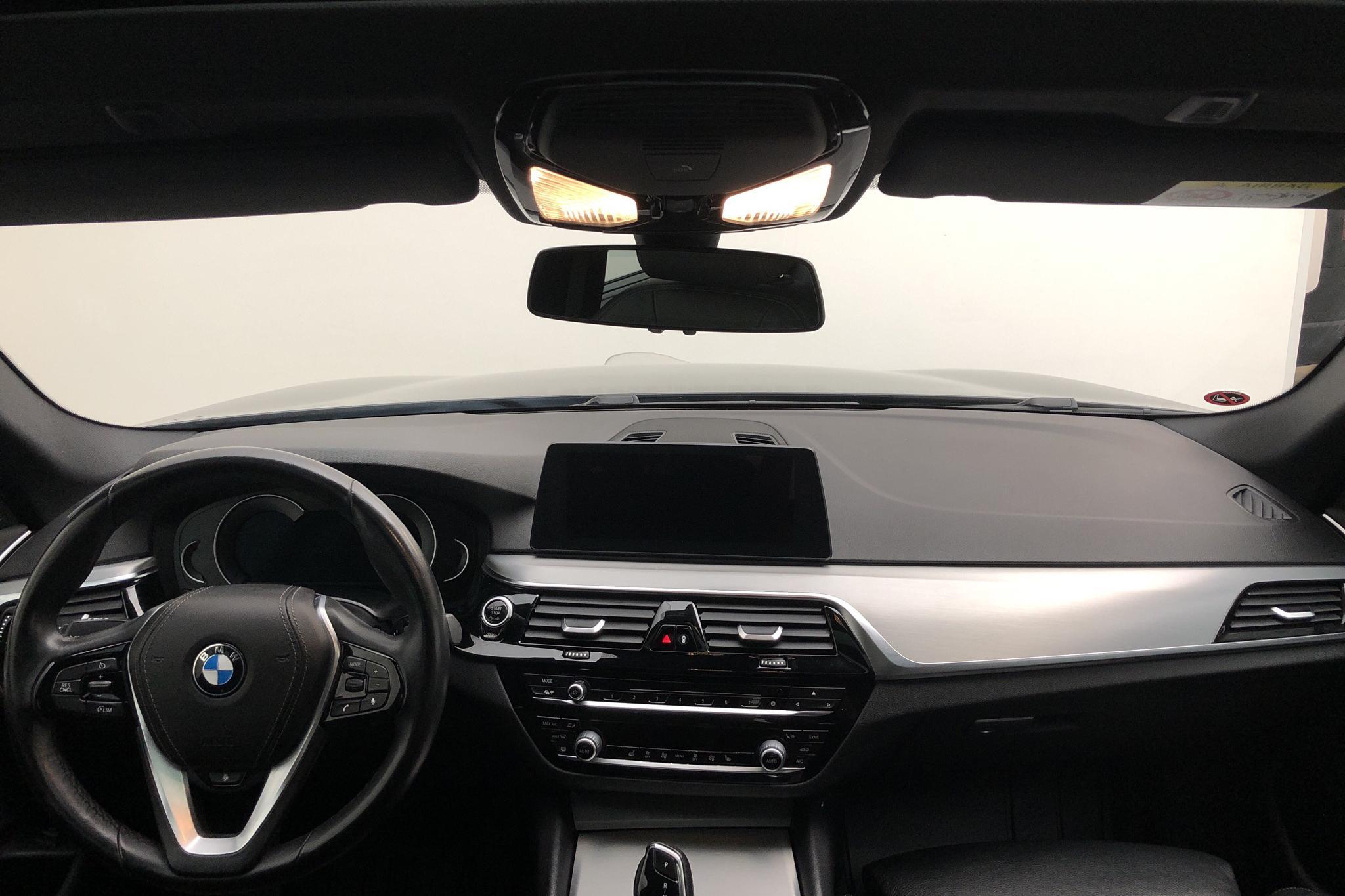 BMW 520d Touring, G31 (190hk) - 9 065 mil - Automat - svart - 2018