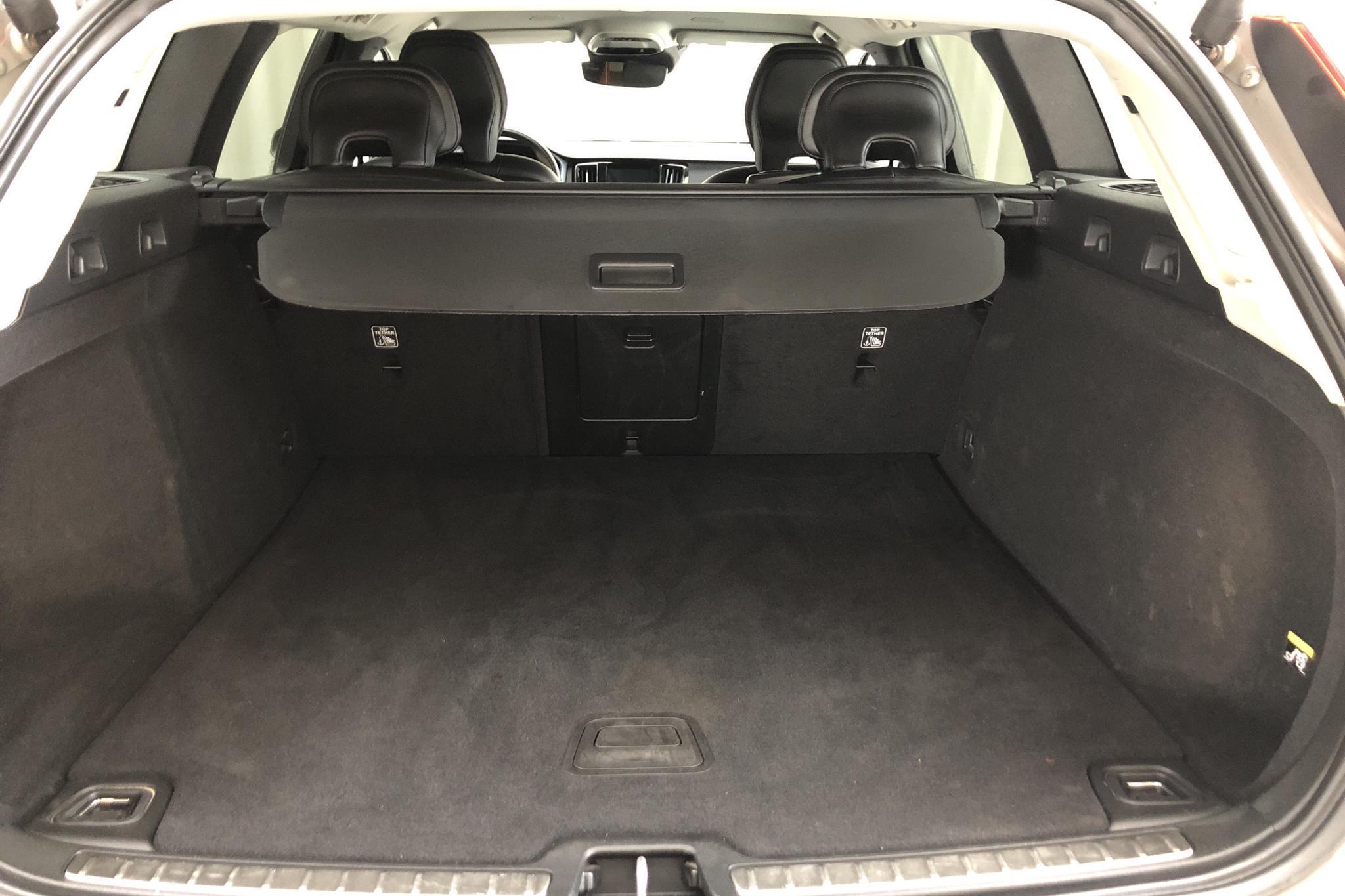 Volvo V60 D4 (190hk) - 12 522 mil - Manuell - grå - 2019