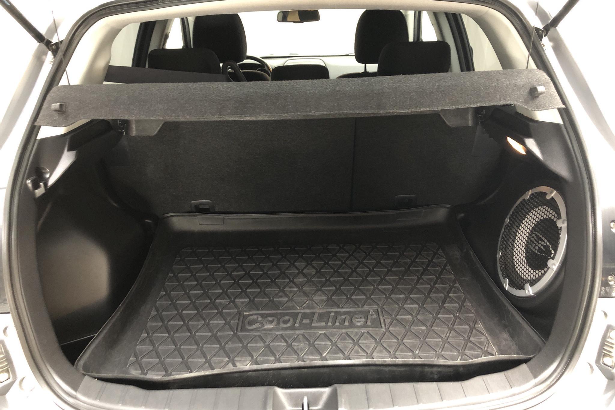 Mitsubishi ASX 1.6 2WD (117hk) - 2 713 mil - Manuell - grå - 2017