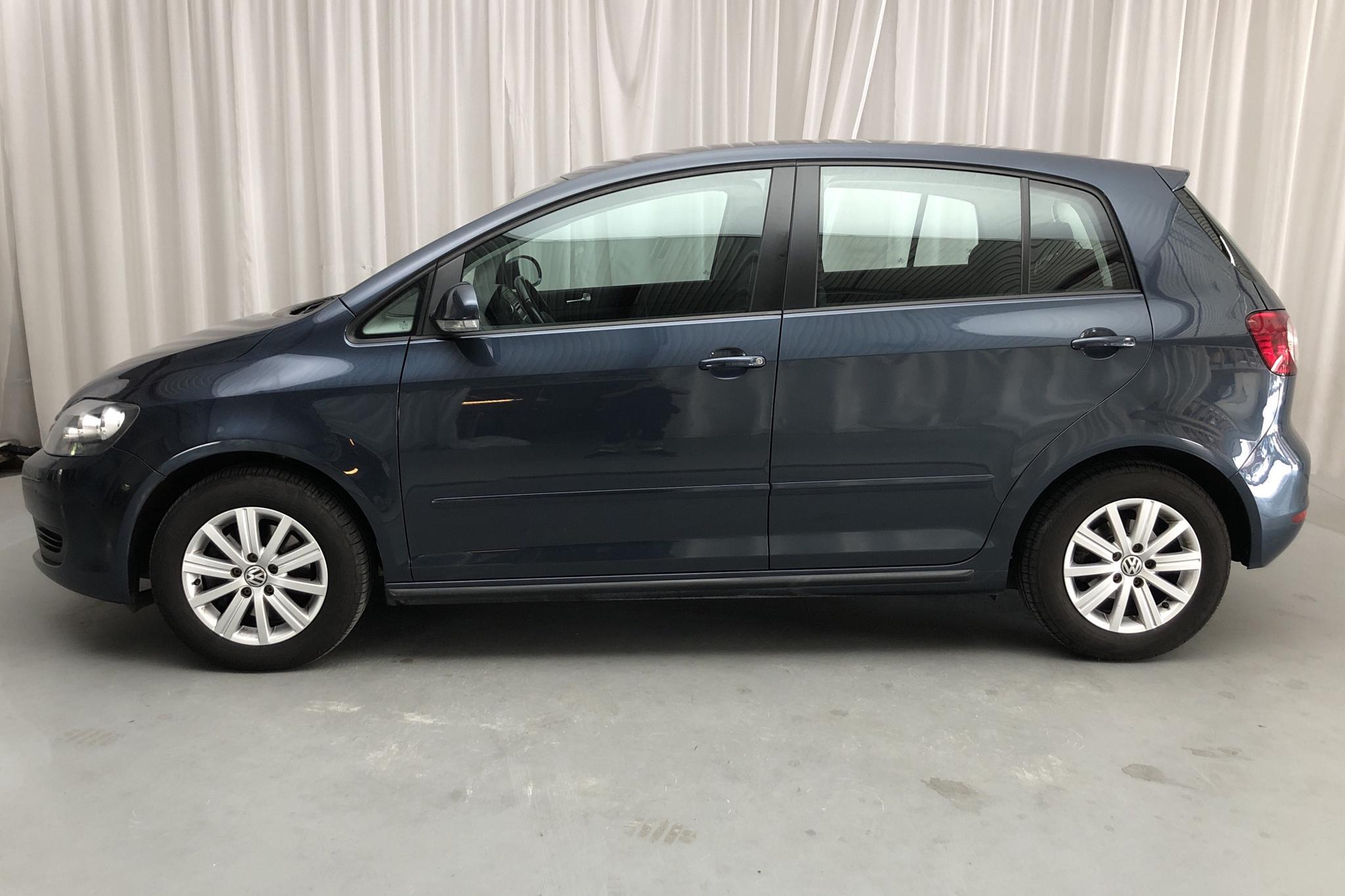 VW Golf VI 1.4 TSI Plus (122hk) - 13 468 mil - Automat - Dark Grey - 2011