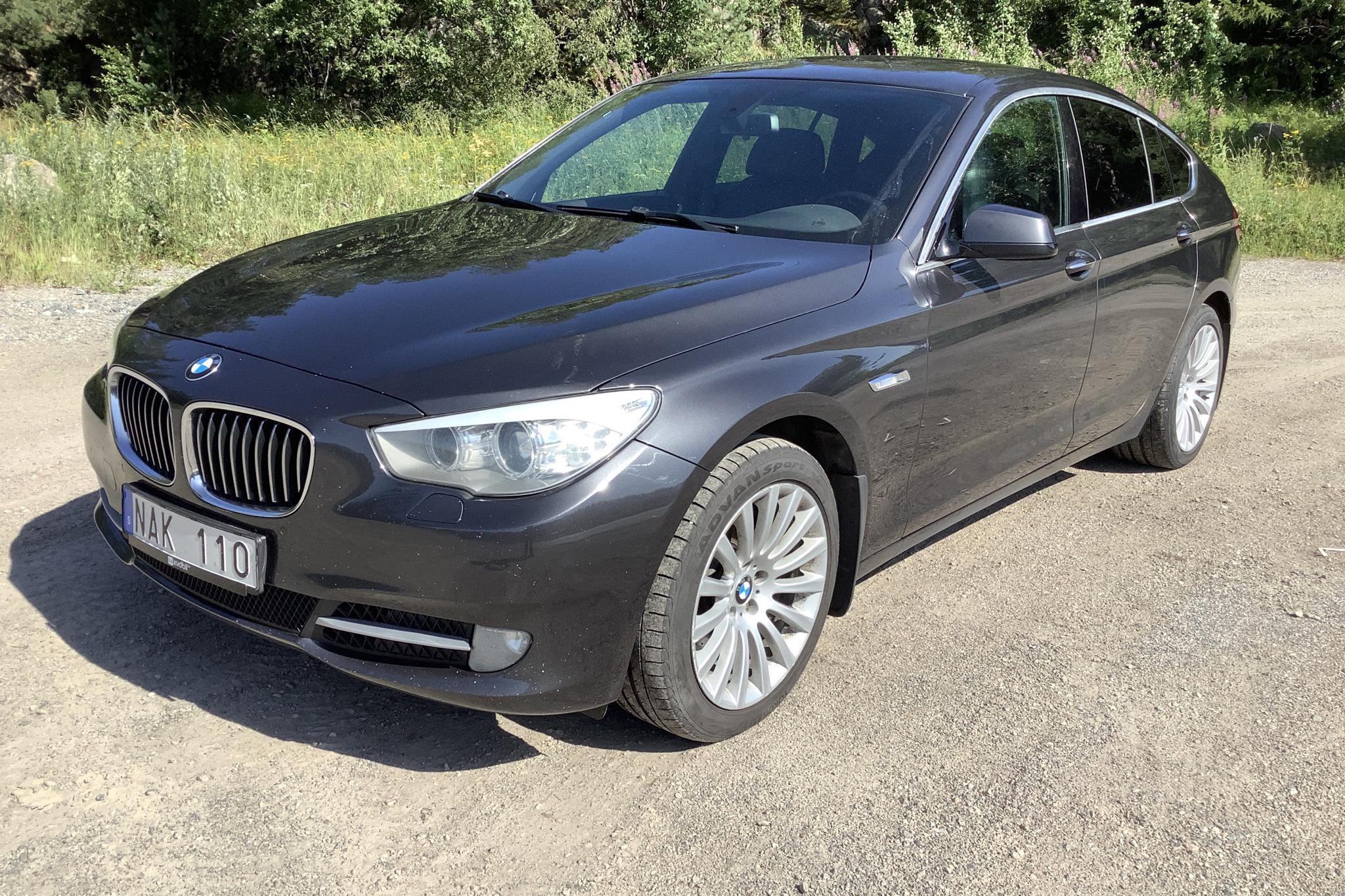 BMW 530d GT xDrive, F07  (258hk) - 200 290 km - Automatic - gray - 2013