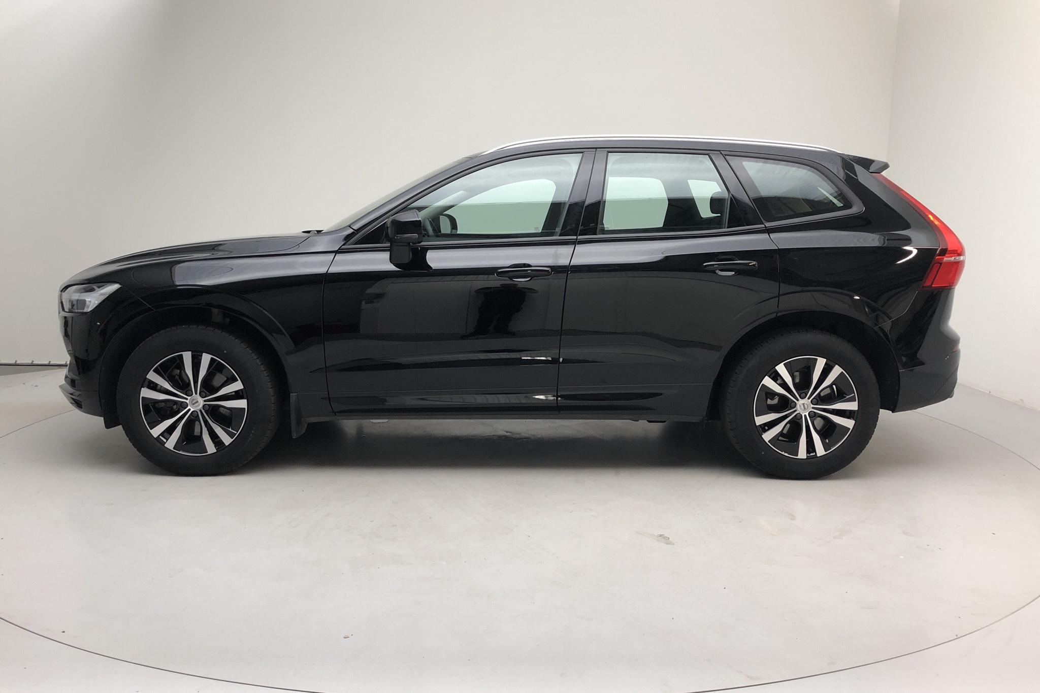 Volvo XC60 B4 AWD Mildhybrid, Diesel (197hk) - 41 950 km - Automatic - black - 2020