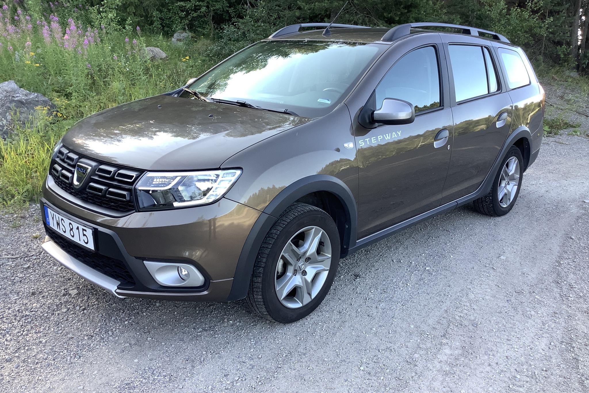 Dacia Logan MCV 0.9 TCe (90hk) - 2 863 mil - Manuell - 2019