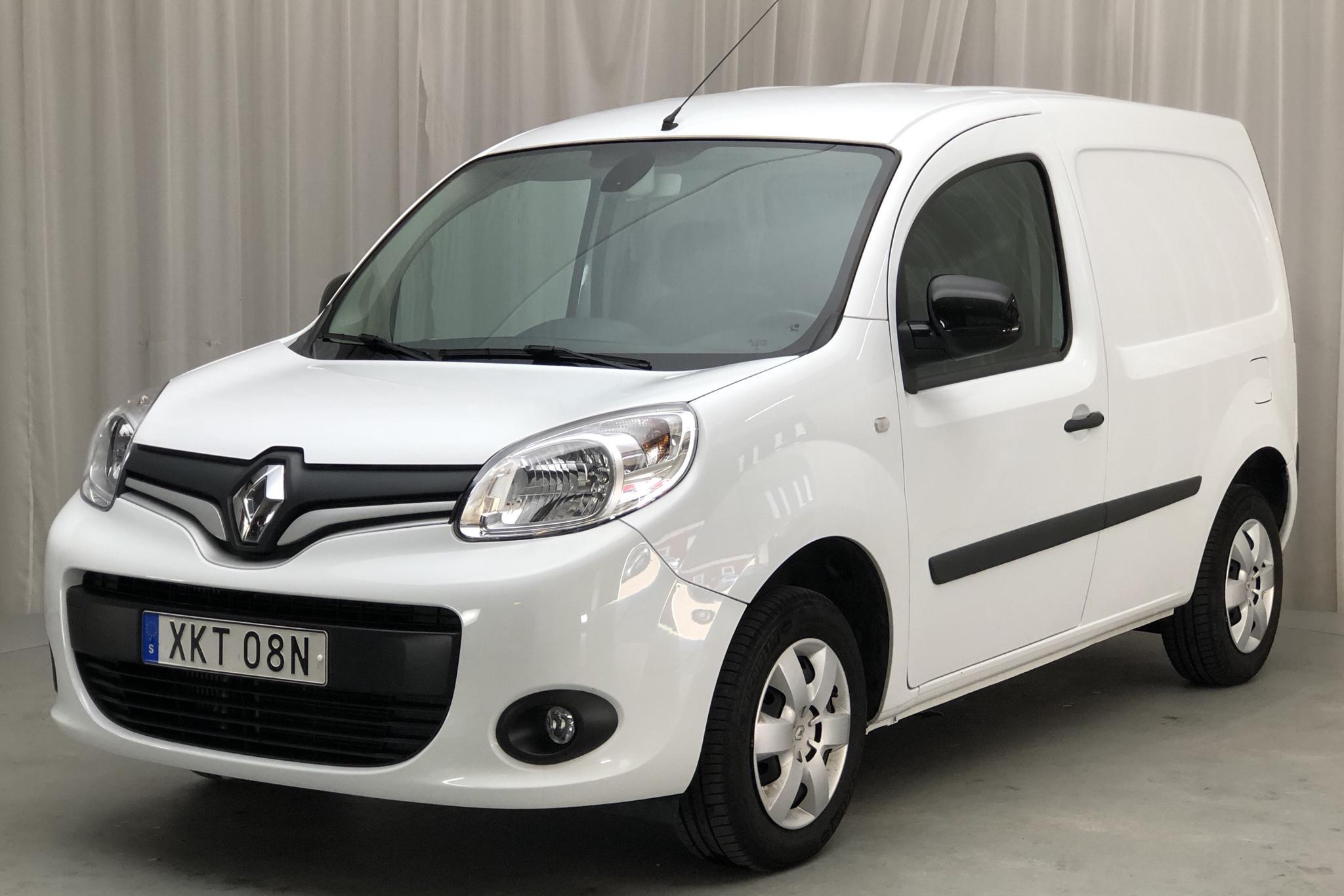 Renault Kangoo 1.5 dCi Express Maxi (90hk) - 33 550 km - Automatic - white - 2019