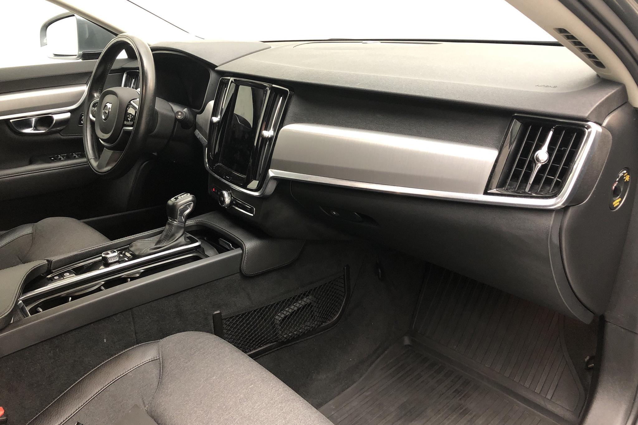 Volvo V90 D4 (190hk) - 144 010 km - Automatic - gray - 2017