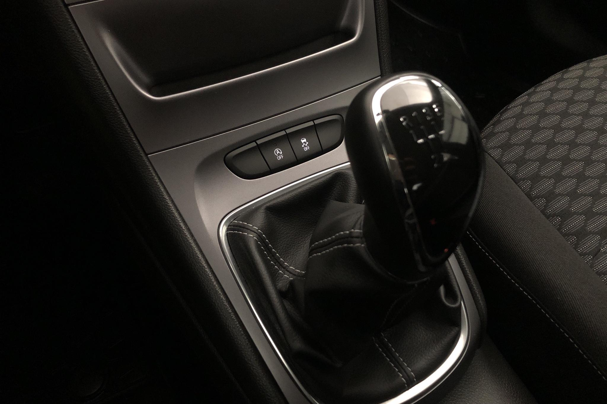 Opel Astra 1.0 Turbo ECOTEC 5dr (105hk) - 6 496 mil - Manuell - blå - 2016