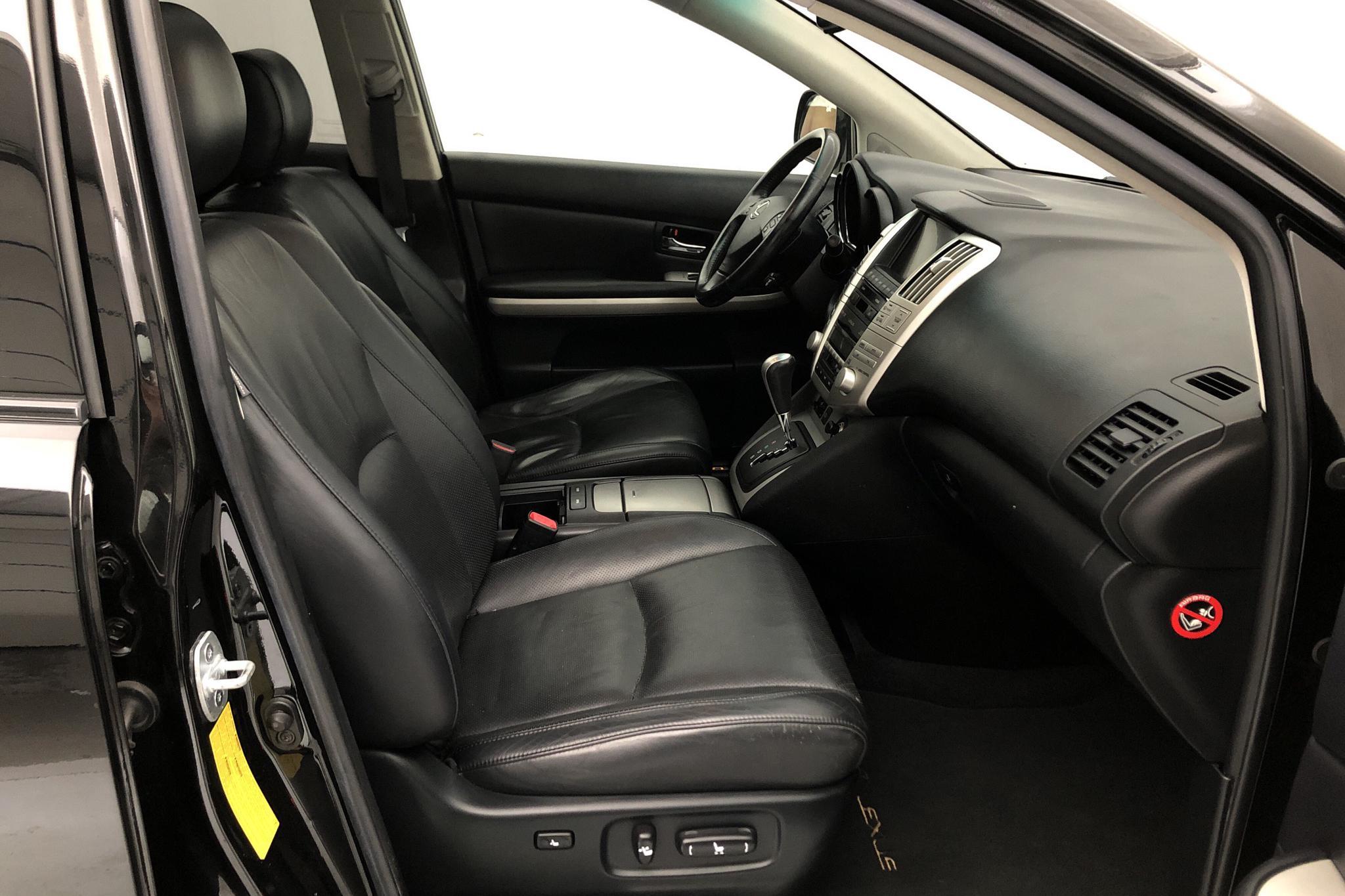 Lexus RX 400h (211hk) - 154 410 km - Automatic - black - 2007