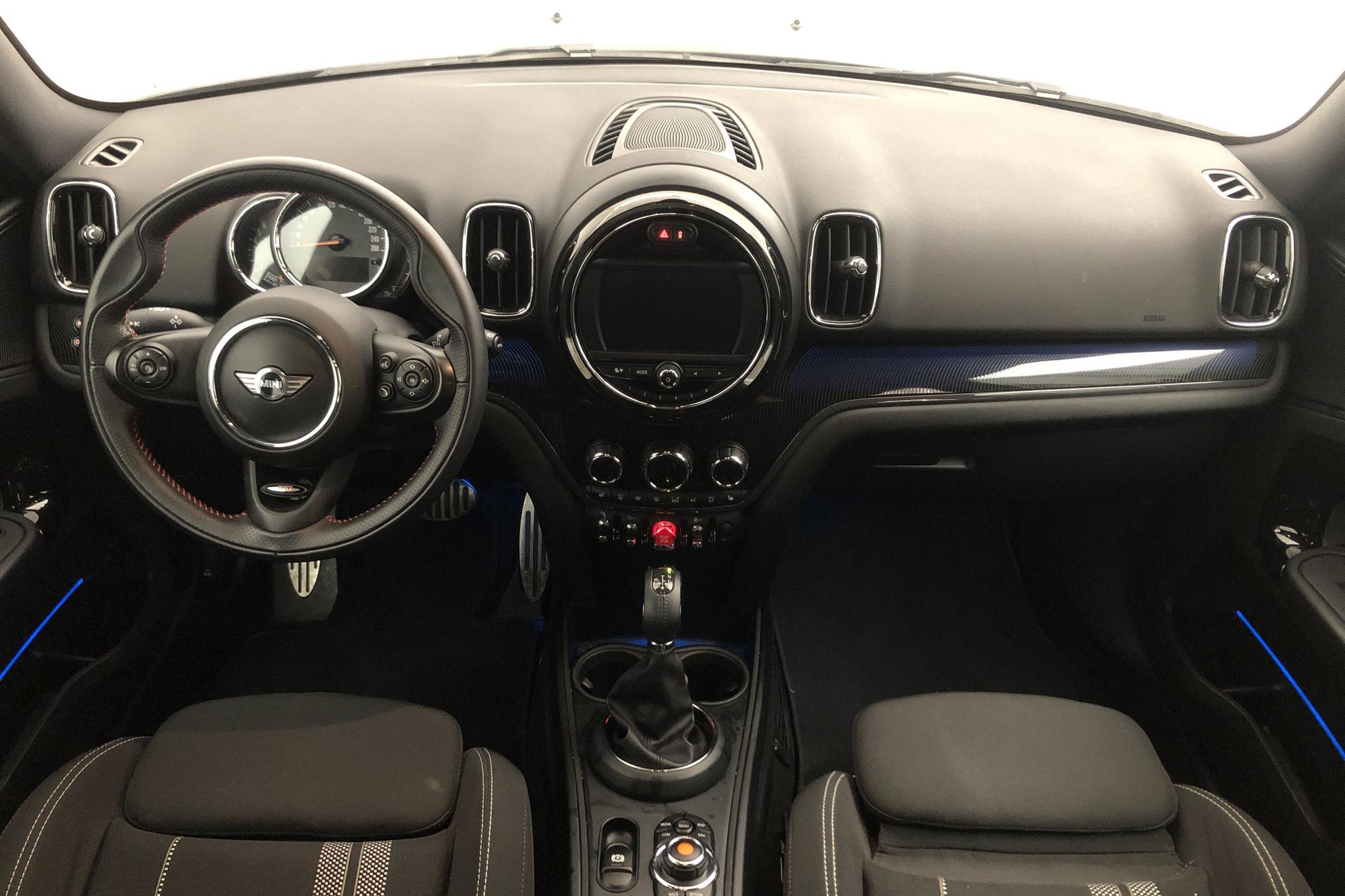 MINI Cooper ALL4 Countryman, F60 (136hk) - 18 790 km - Automatic - green - 2018