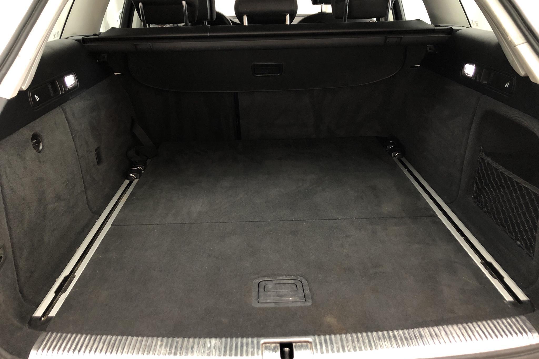 Audi A6 2.0 TDI Avant (190hk) - 8 594 mil - Automat - vit - 2018
